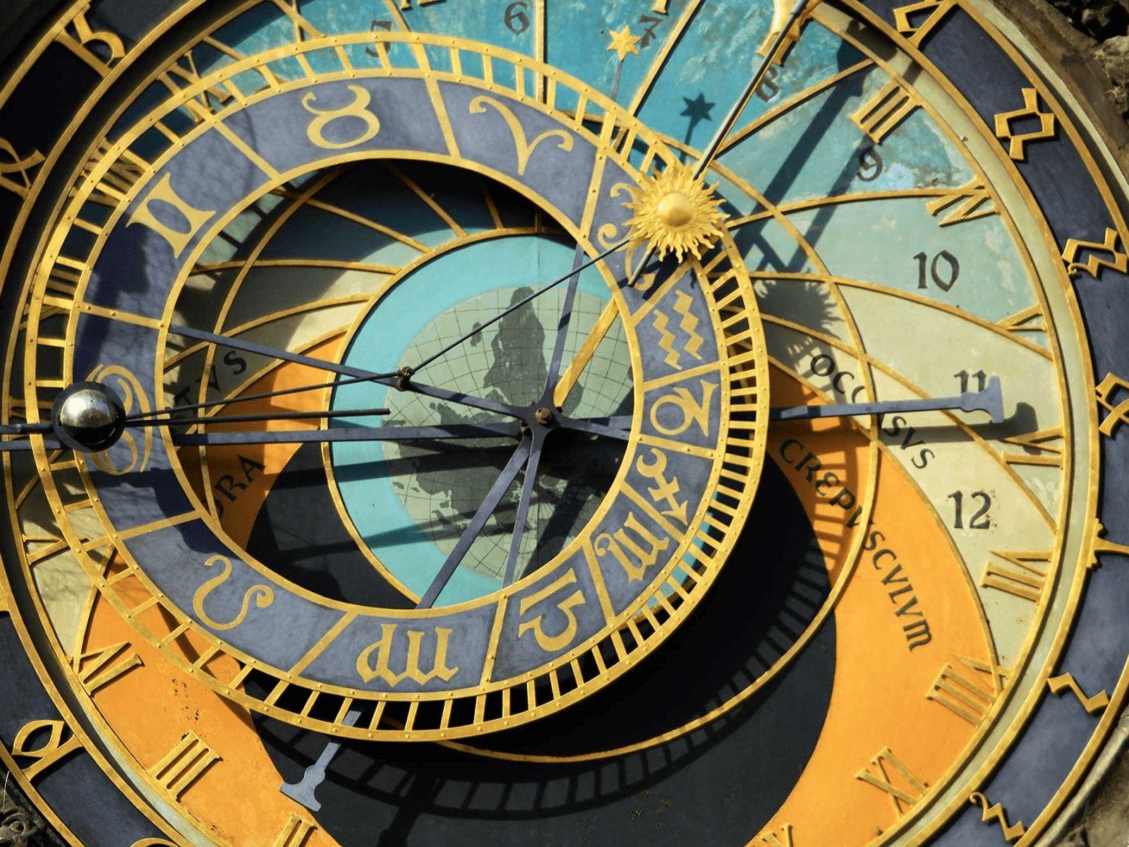 Prag i Krakow: Prag: Praški orloj