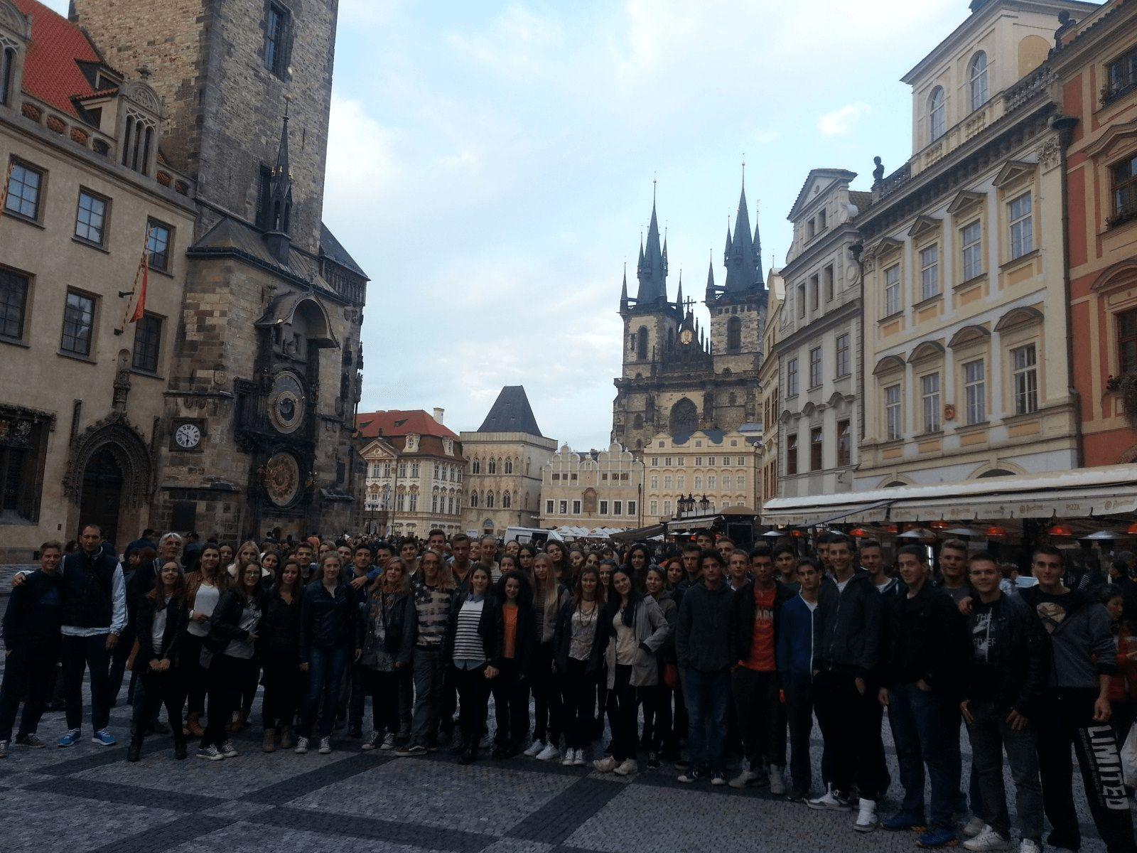 Prag i Krakow: Prag: Stare mesto