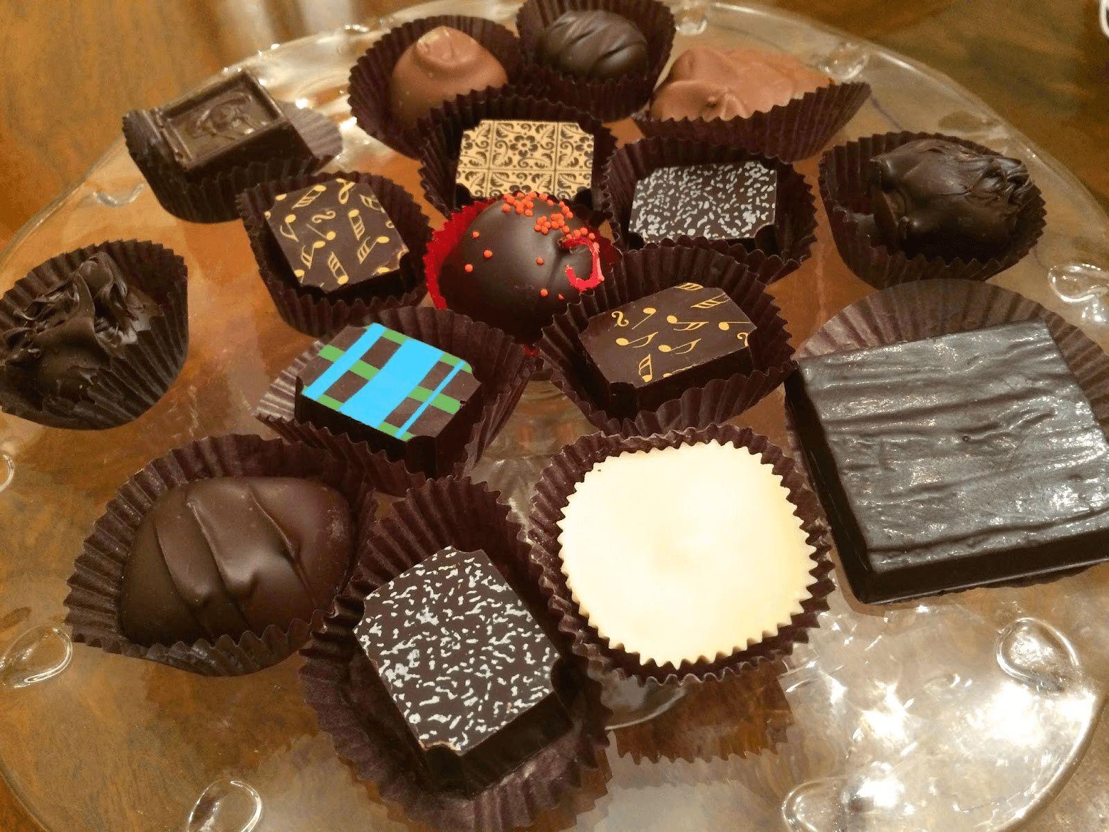 Prag, Beč, Bratislava i Budimpešta: Beč: Muzej čokolade Heindl