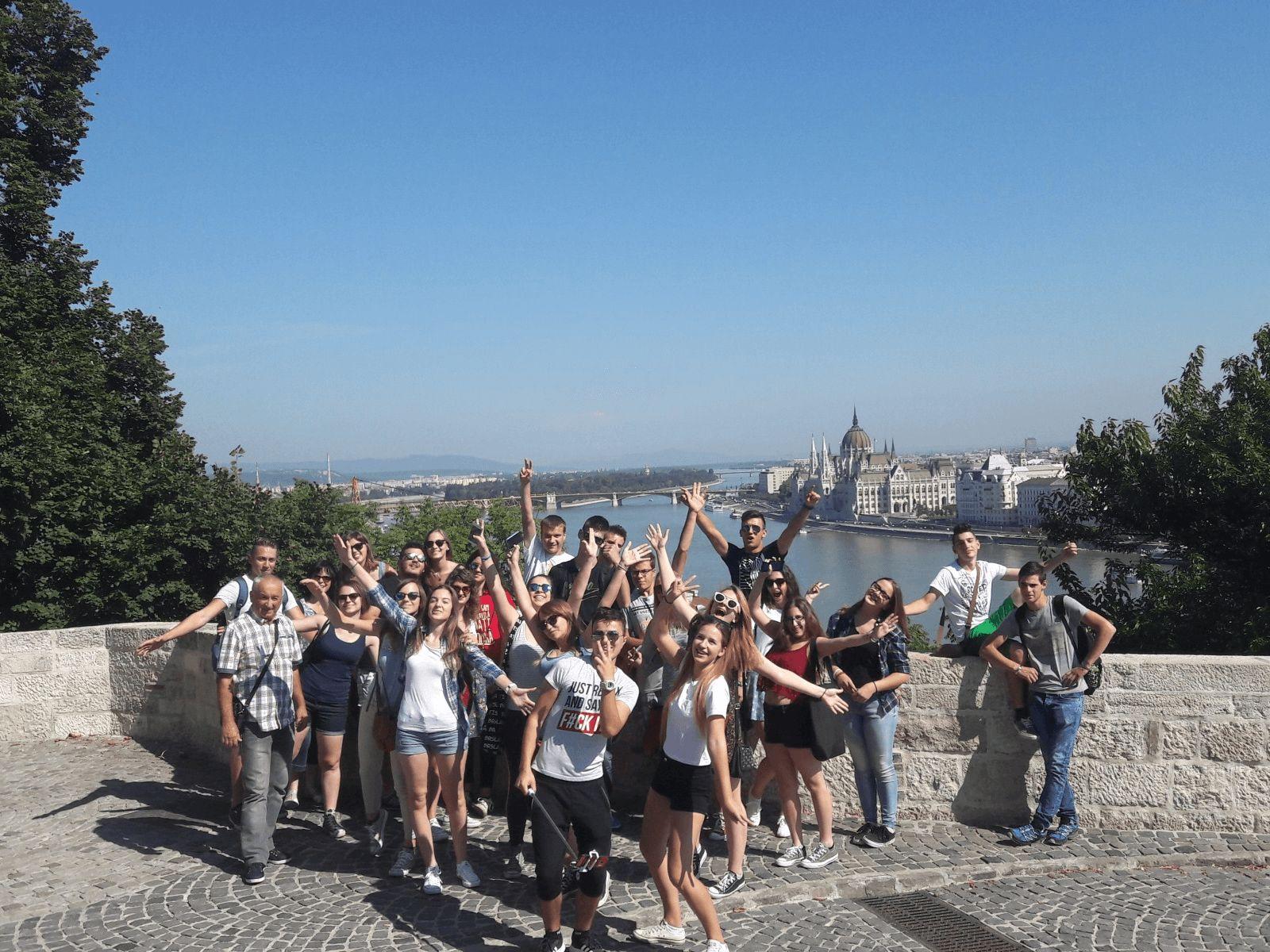 Prag, Beč, Bratislava i Budimpešta: Budimpešta: Parlament
