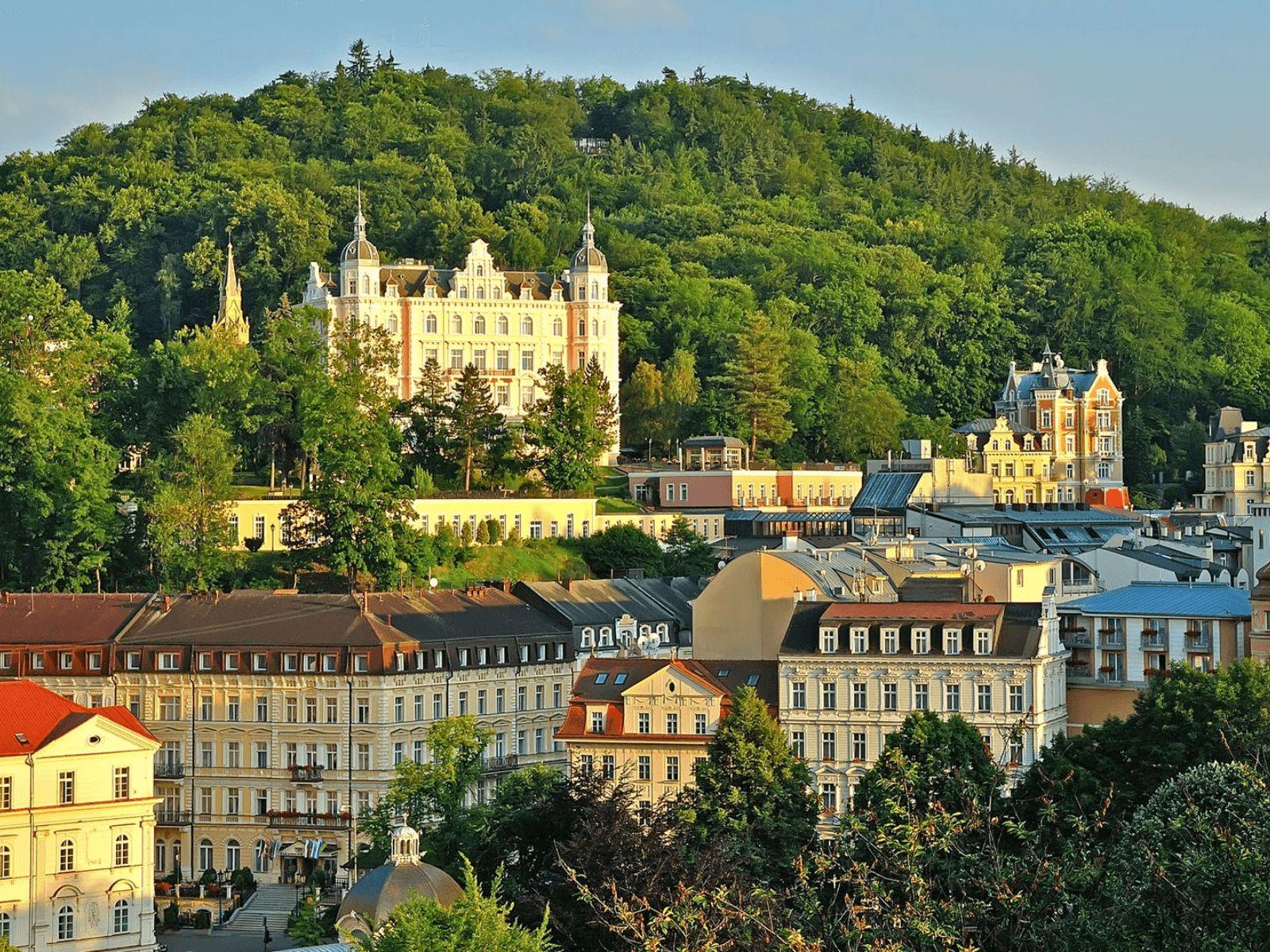 Prag, Beč, Bratislava i Budimpešta: Karlovy Vary