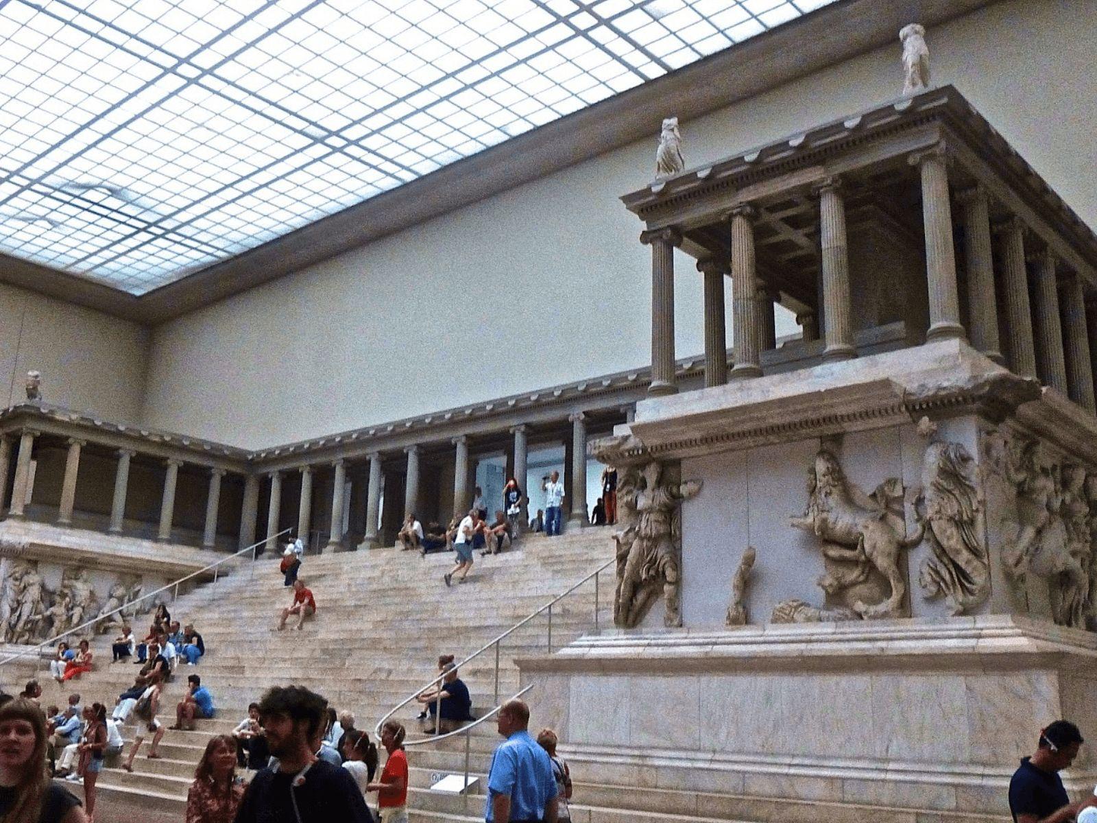 Prag, Berlin i Dresden: Berlin: Pergamon muzej