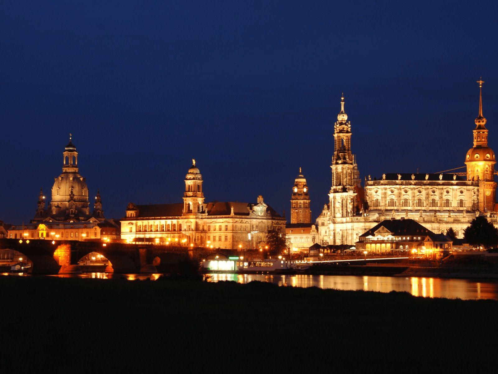 Prag, Berlin i Dresden: Dresden