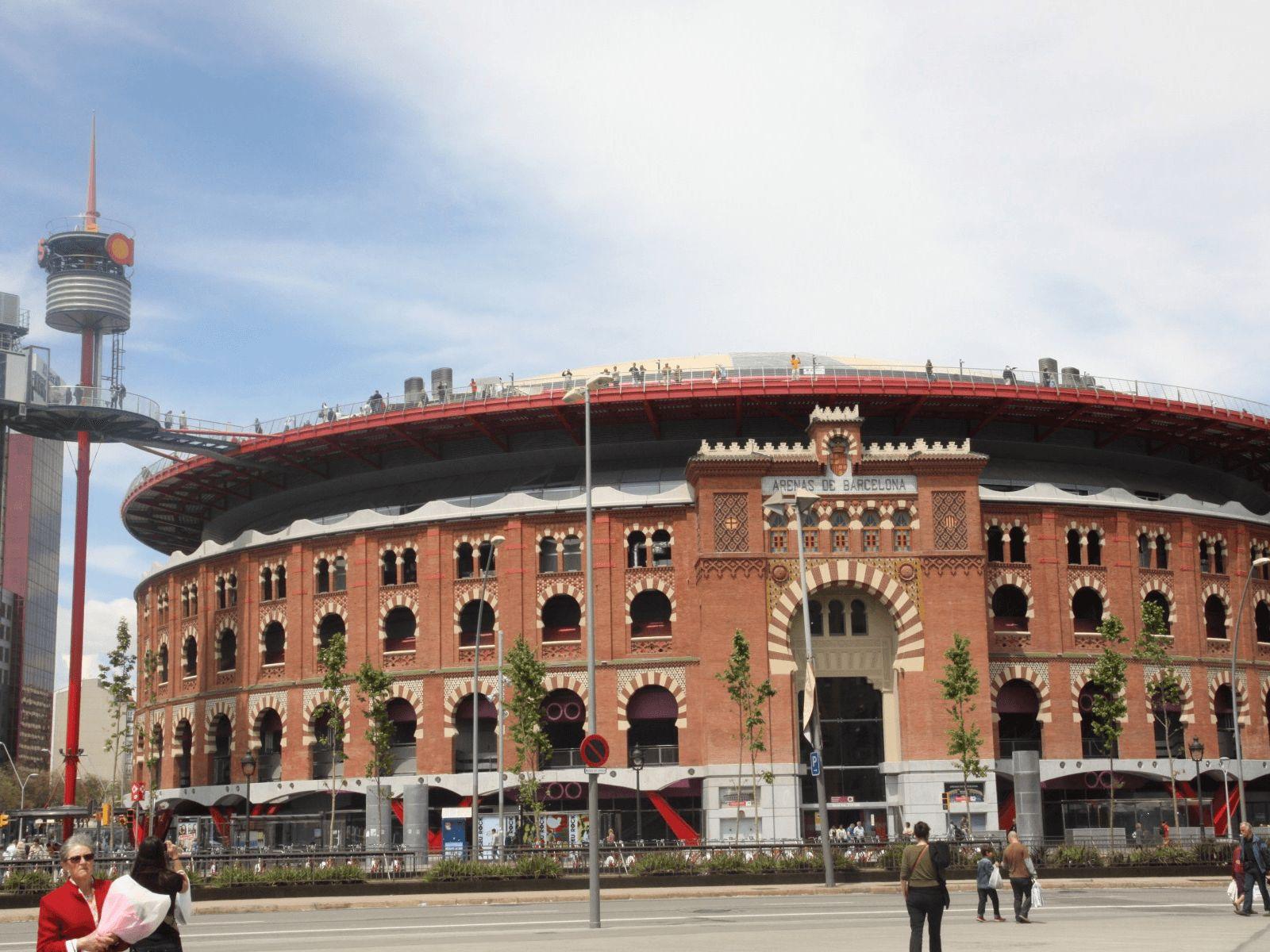 Španjolska i Gardaland: Barcelona: korida