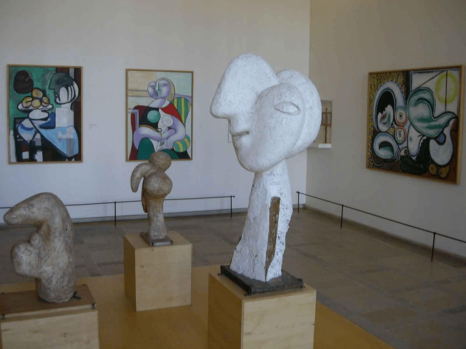 Španjolska i Gardaland: Barcelona: Picasso muzej