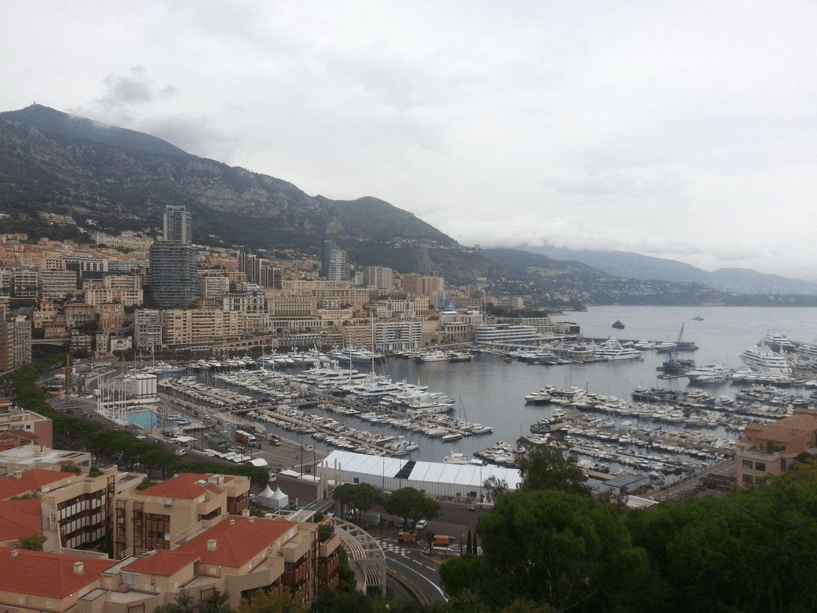 Španjolska i Gardaland: Kneževina Monaco