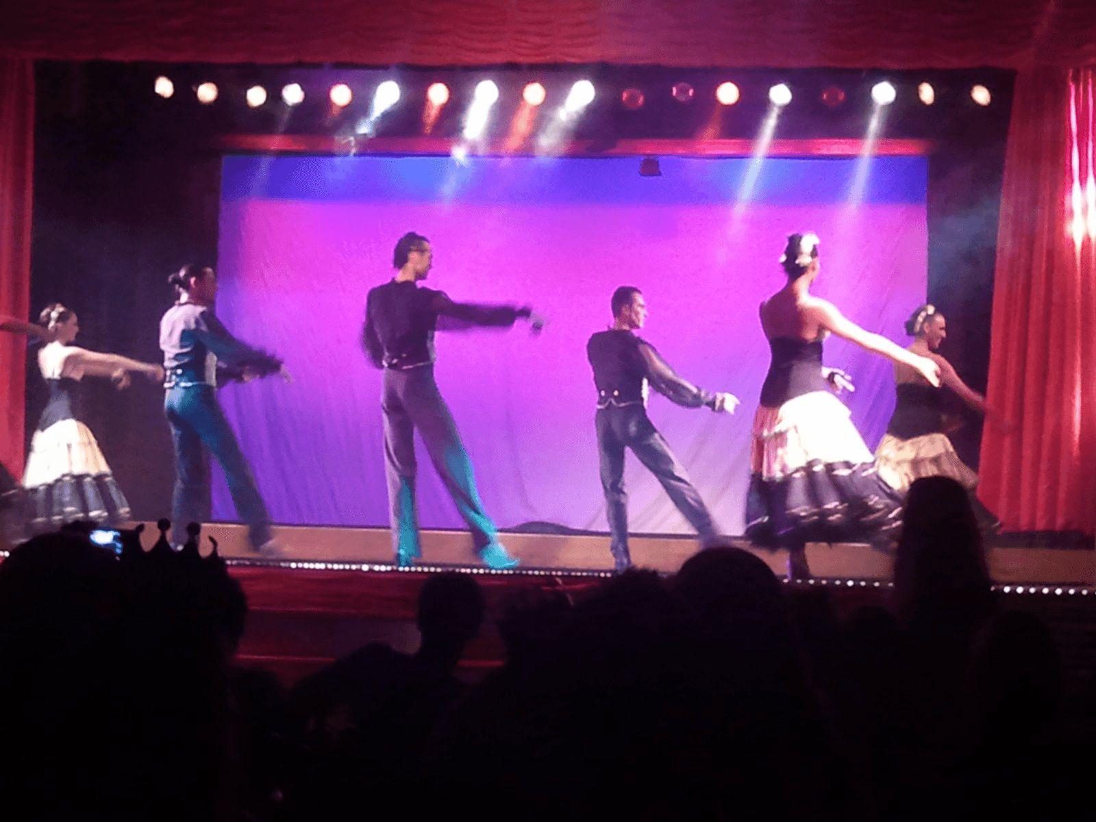 Španjolska i Gardaland: Lloret de Mar: Flamenco ples