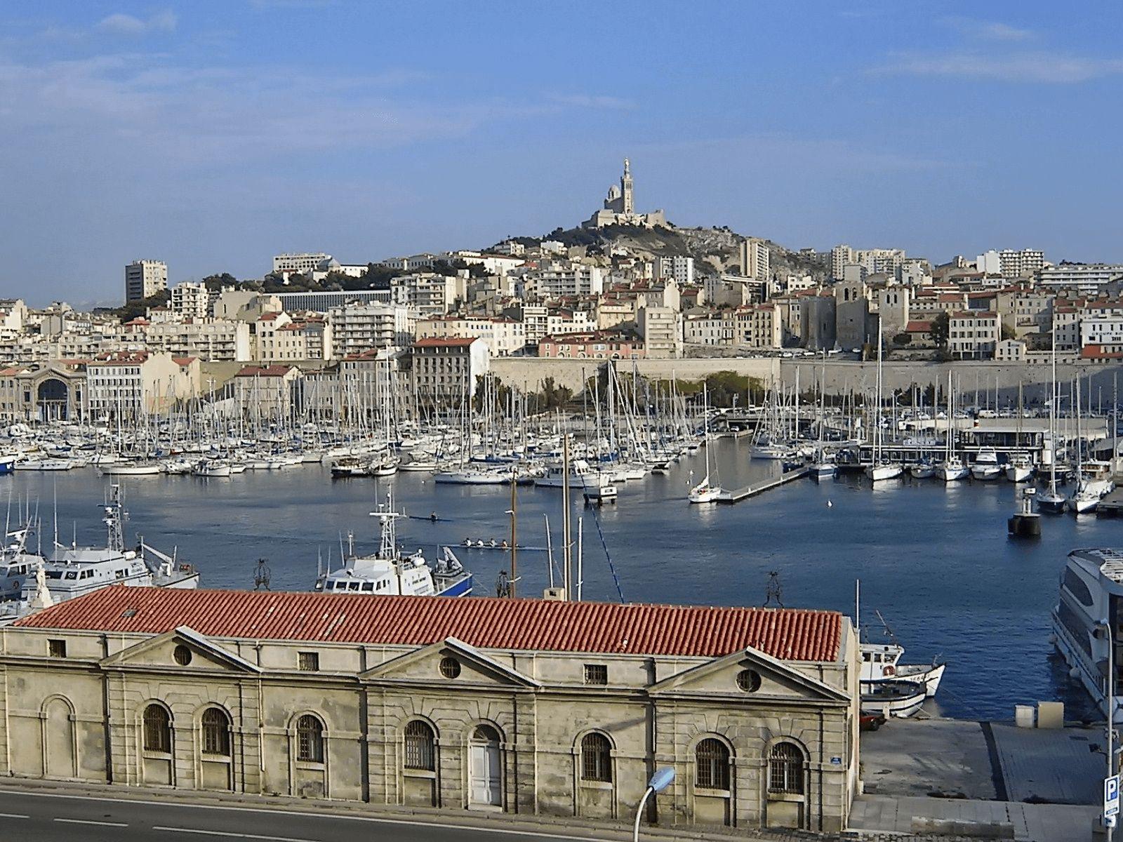Španjolska i Provansa: Marseille: Vieux luka