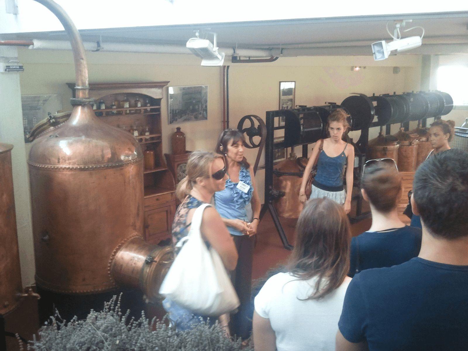 Španjolska i Provansa: Grasse: posjet tvornici parfema