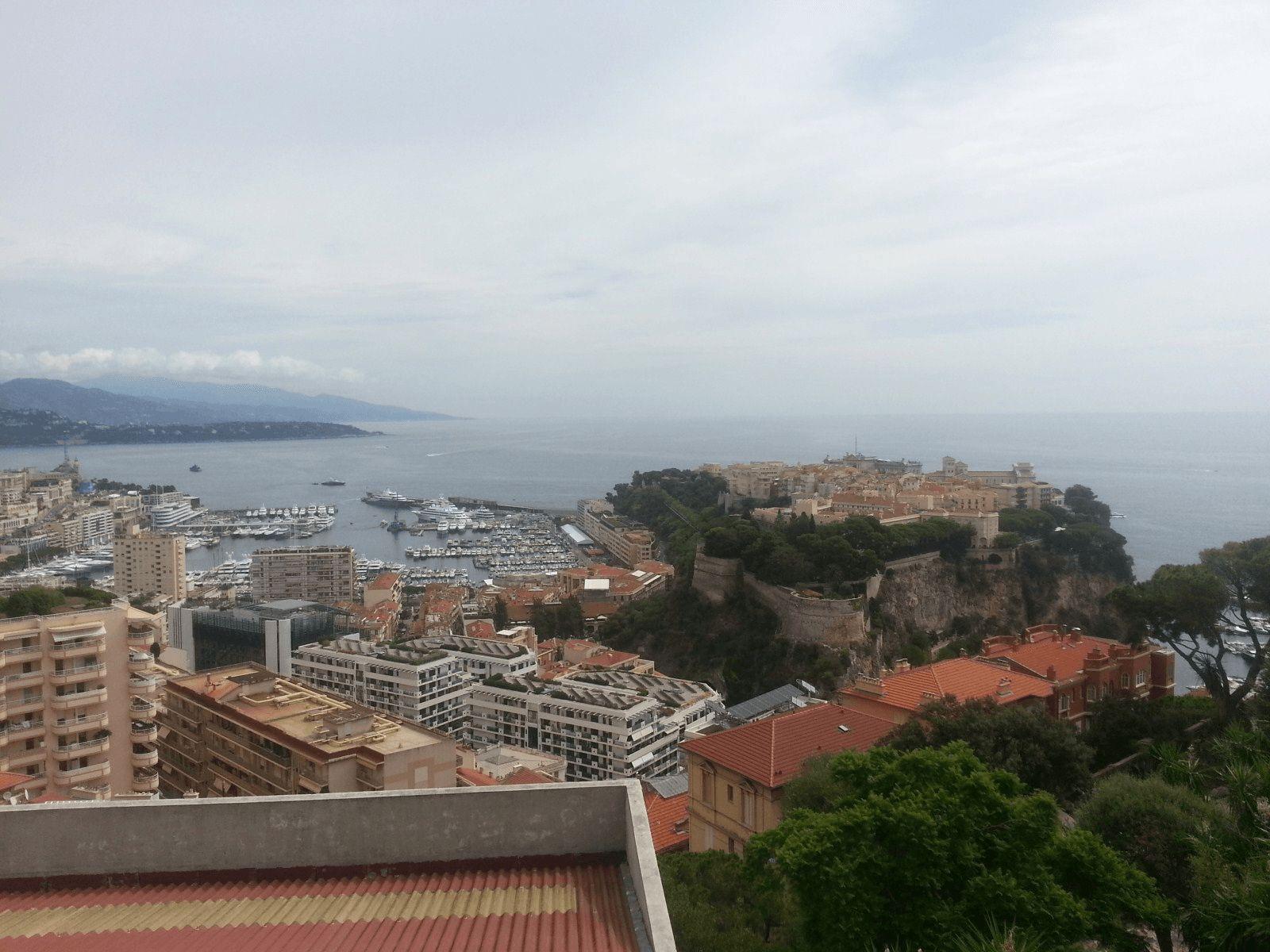 Španjolska i Provansa: Kneževina Monaco