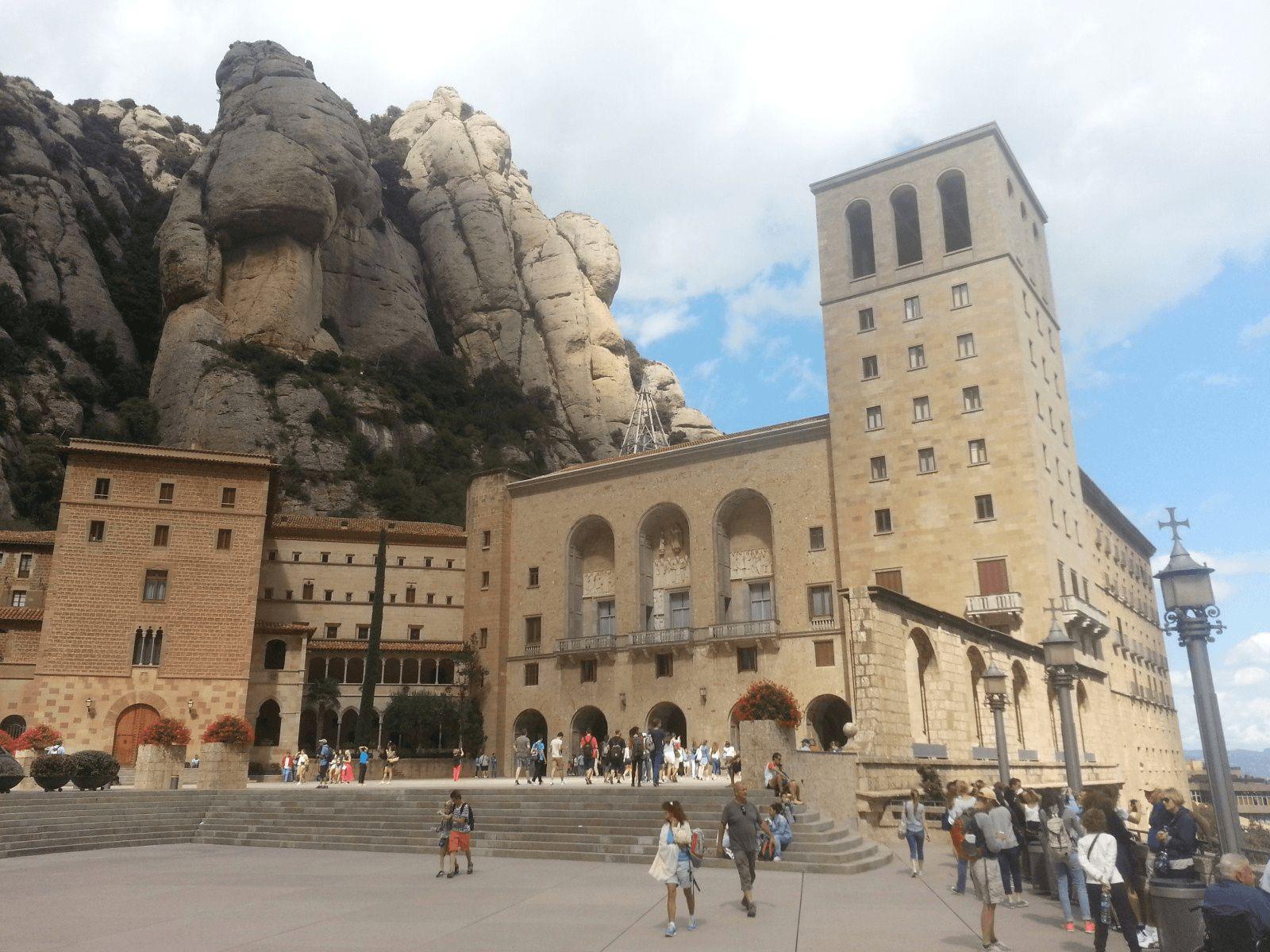 Španjolska i Provansa: Svetište Montserrat