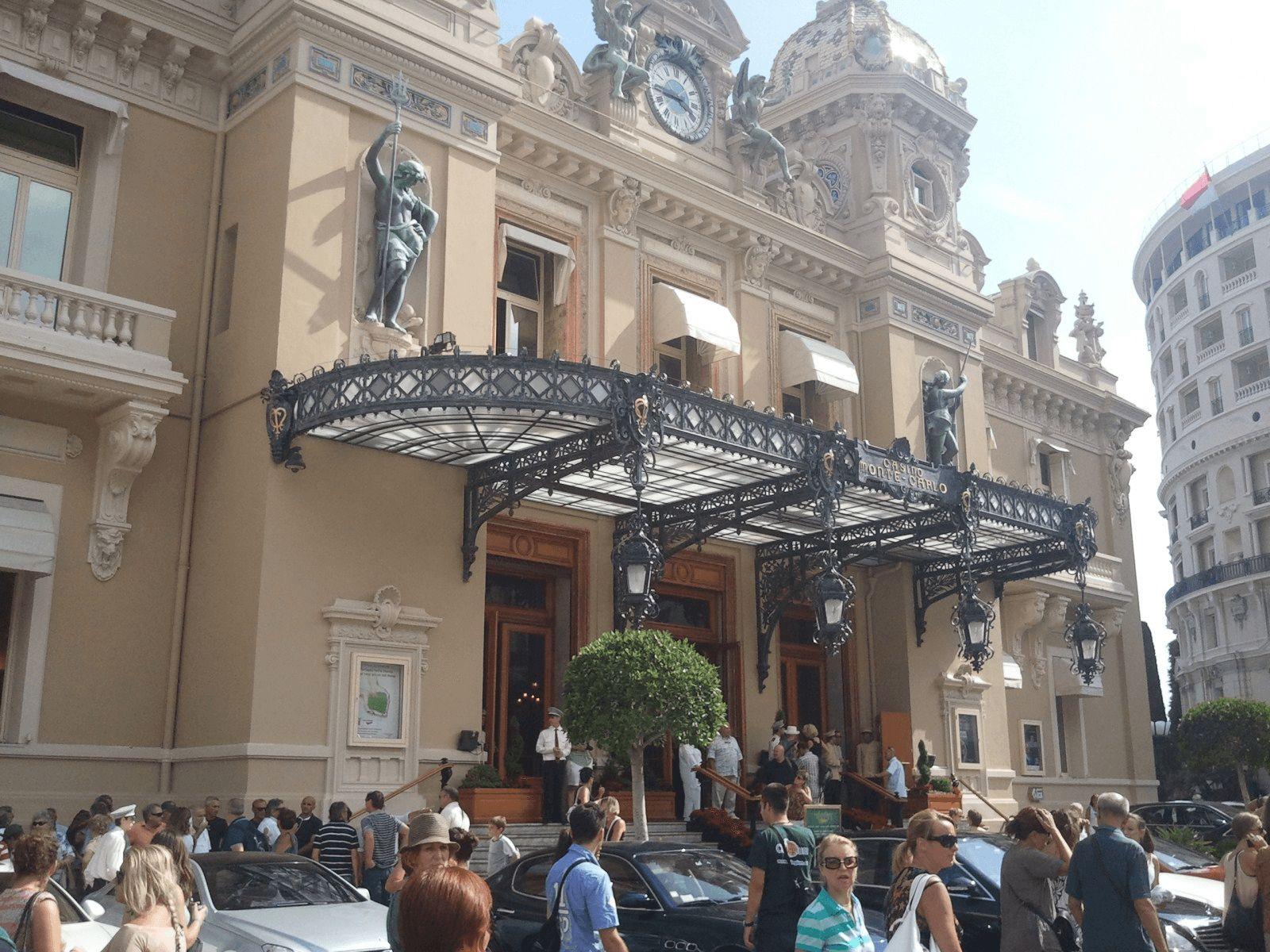 Španjolska i Rim: Monte Carlo: cassino