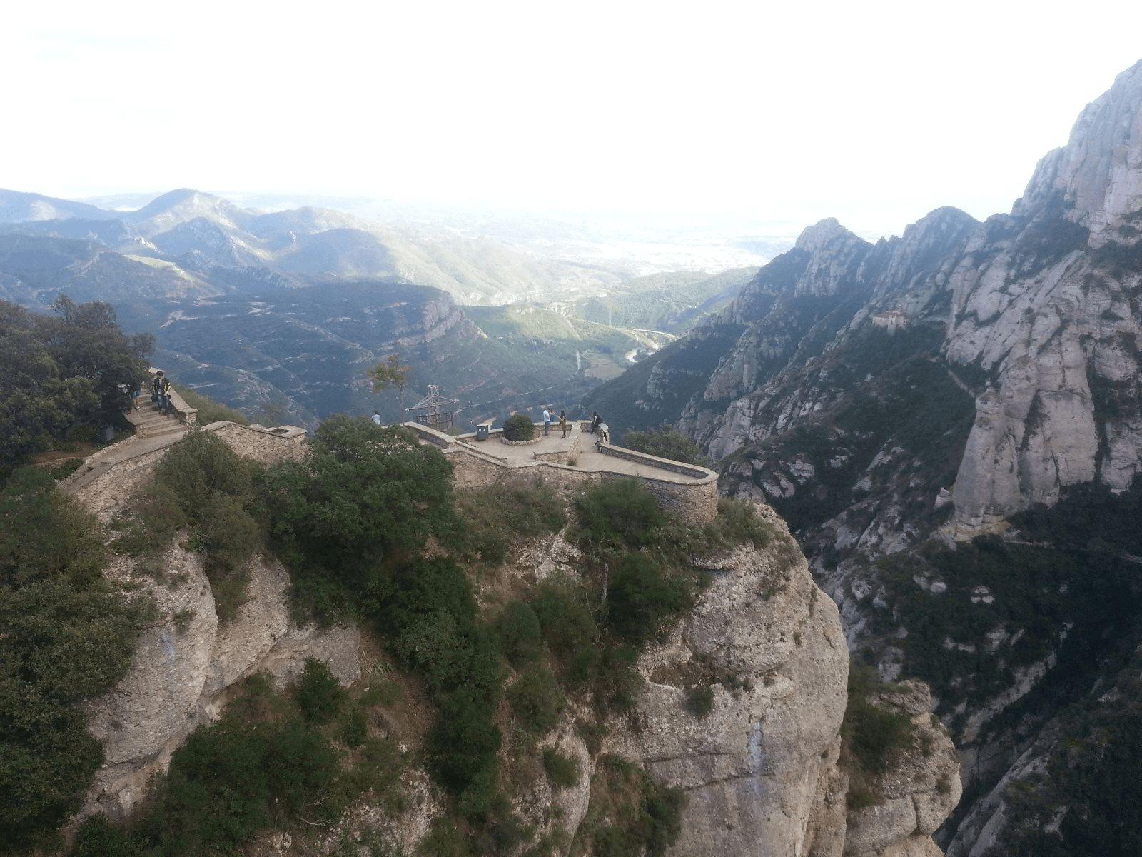 Španjolska i Rim: Svetište Montserrat