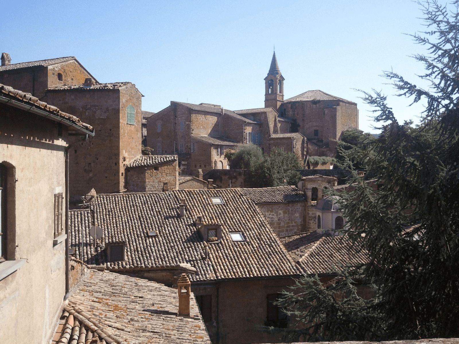 Španjolska i Rim: Orvieto