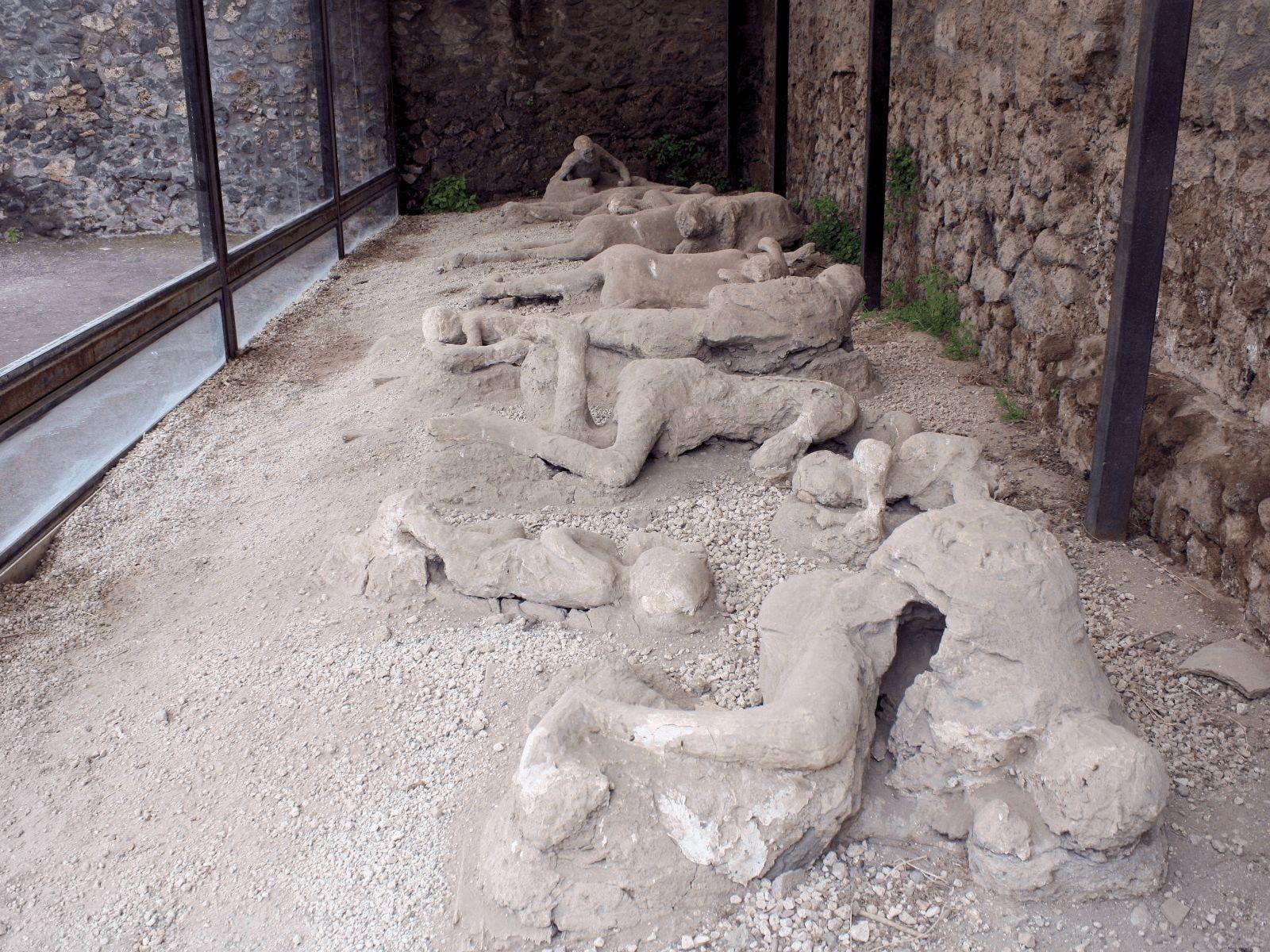Španjolska i Rim: Pompeji