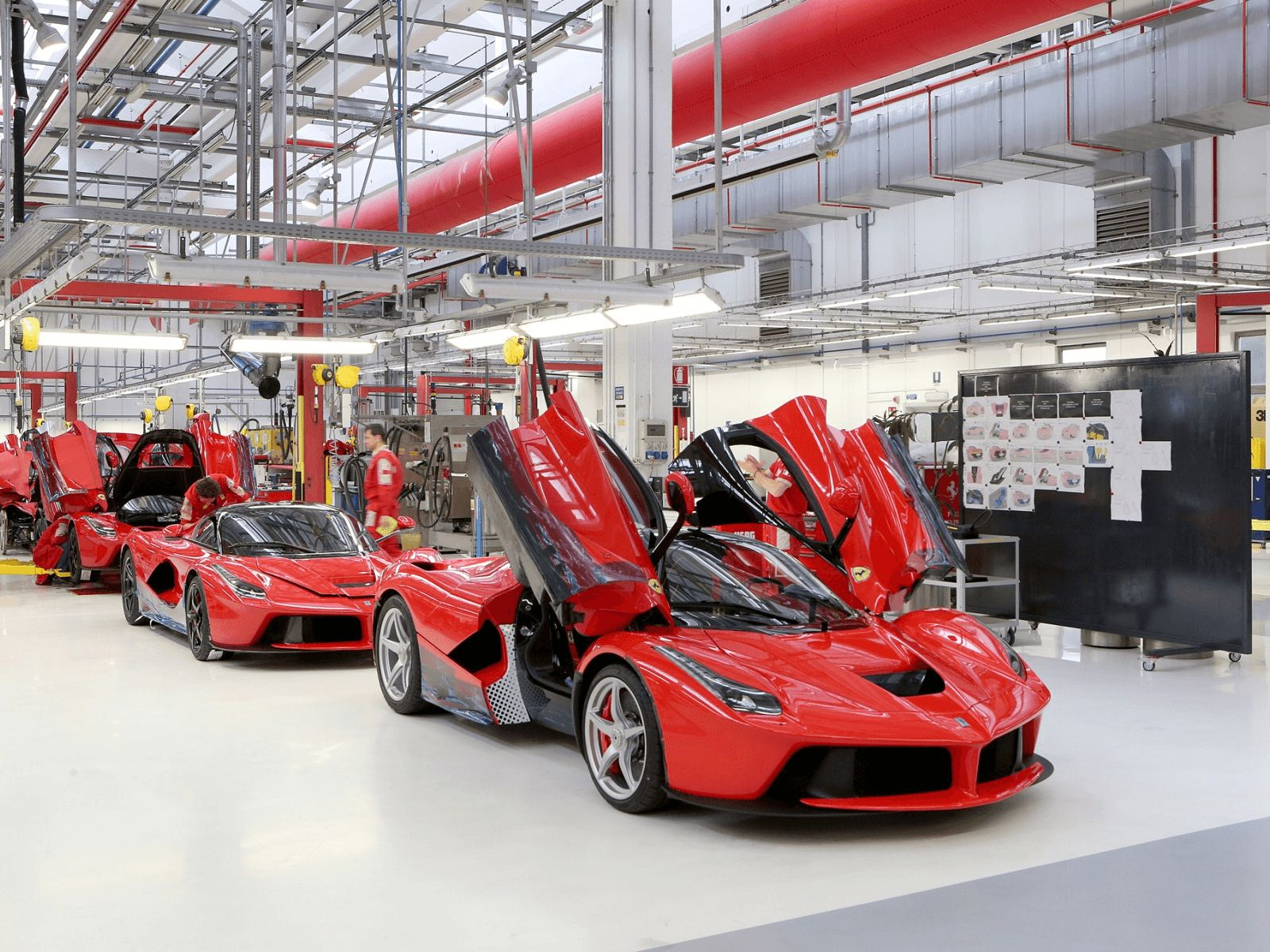 Italija top tour: Bologna: Ferrari muzej