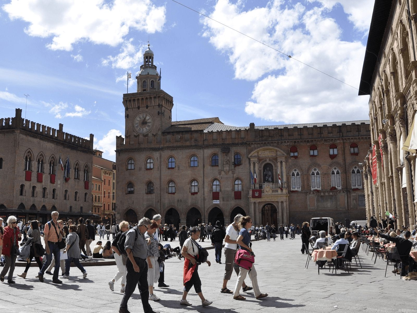 Italija top tour: Bologna