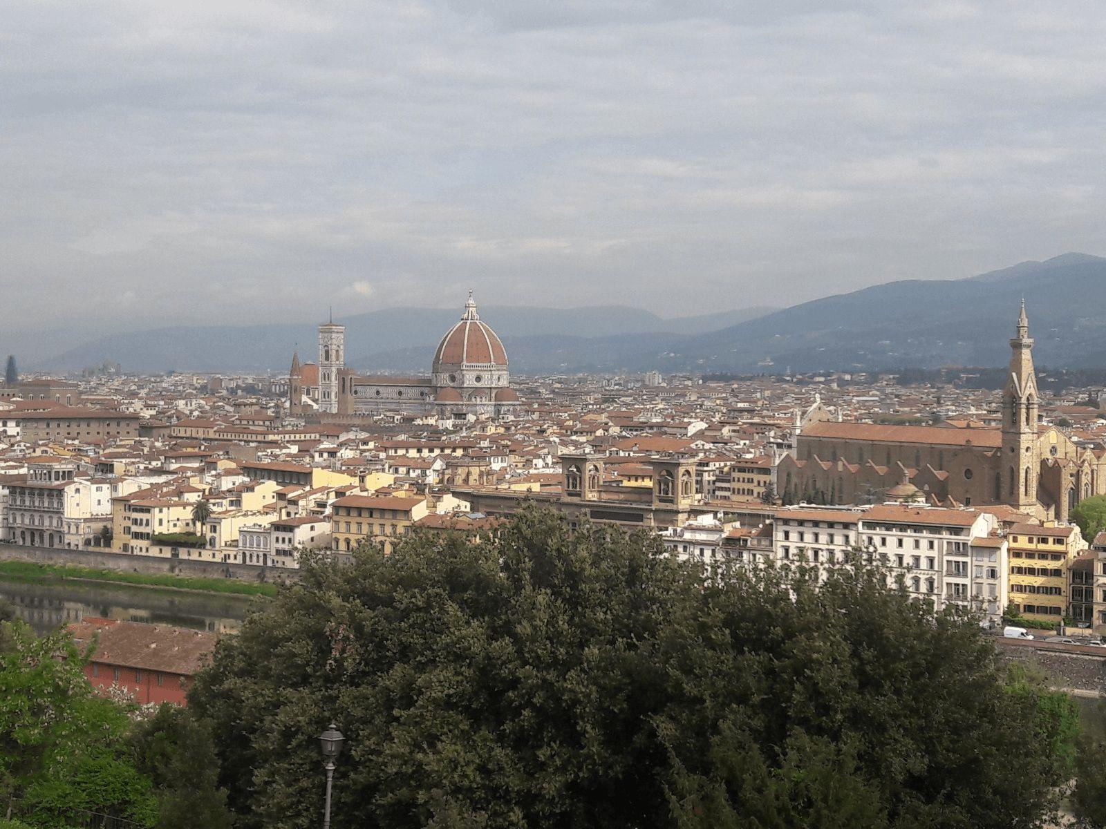 Italija top tour: Firenca