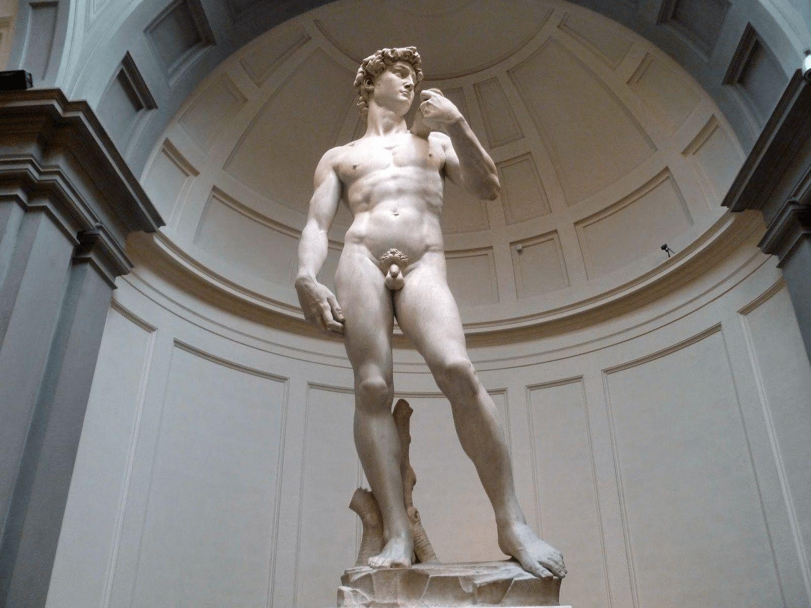 Firenca: Galerija Accademia