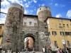 Lucca: vožnja biciklima po zidinama