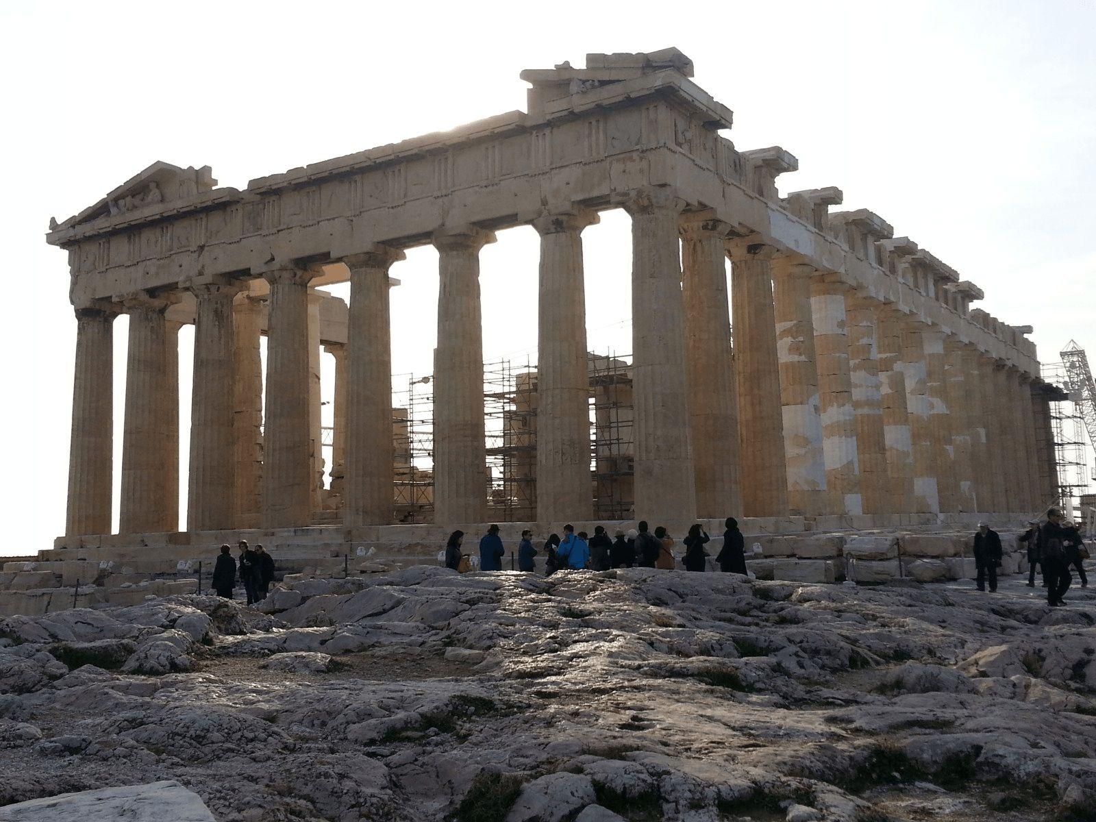 Atena: Partenon