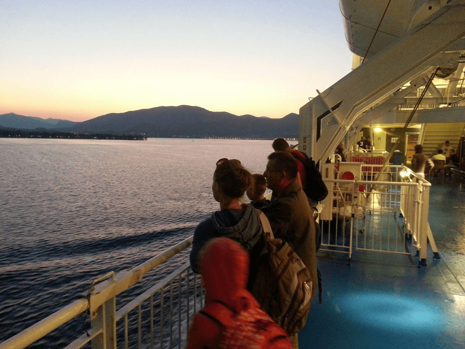Cruise brodovi za krstarenje grčkim otocima