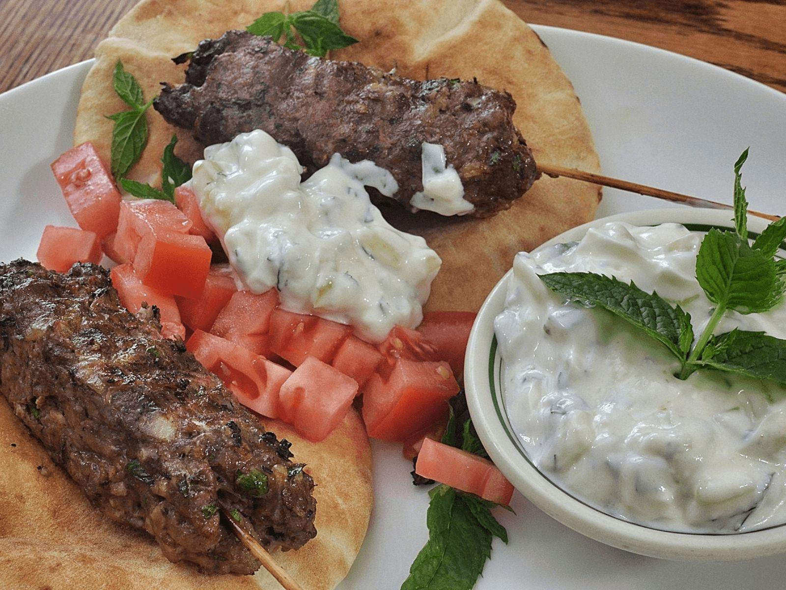 Grčka hrana i mezes