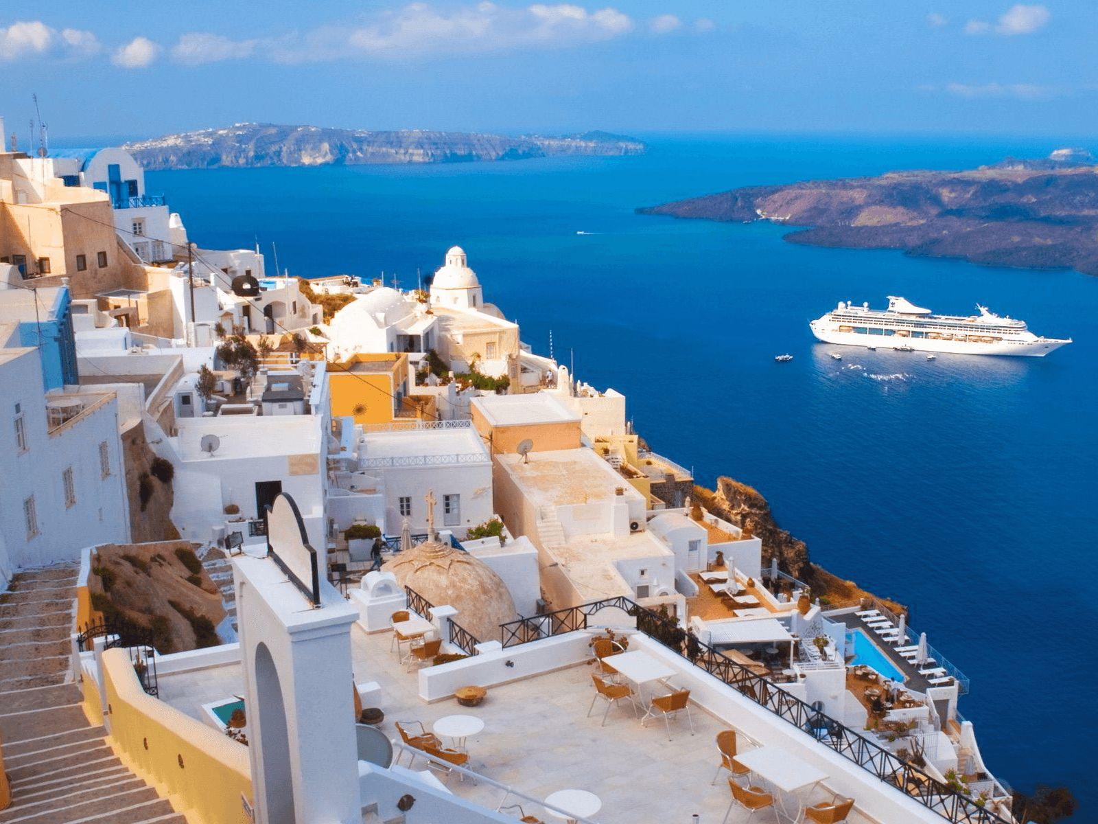Antička Grčka i krstarenje grčkim otocima