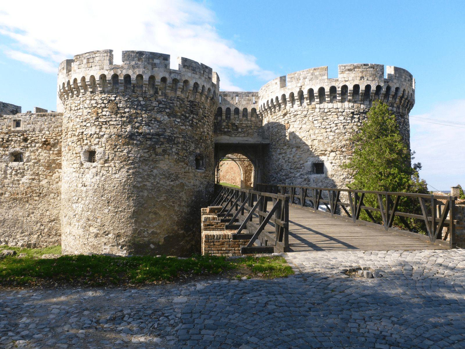 Beograd i Vojvodina: Beograd: Tvrđava i park Kalemegdan