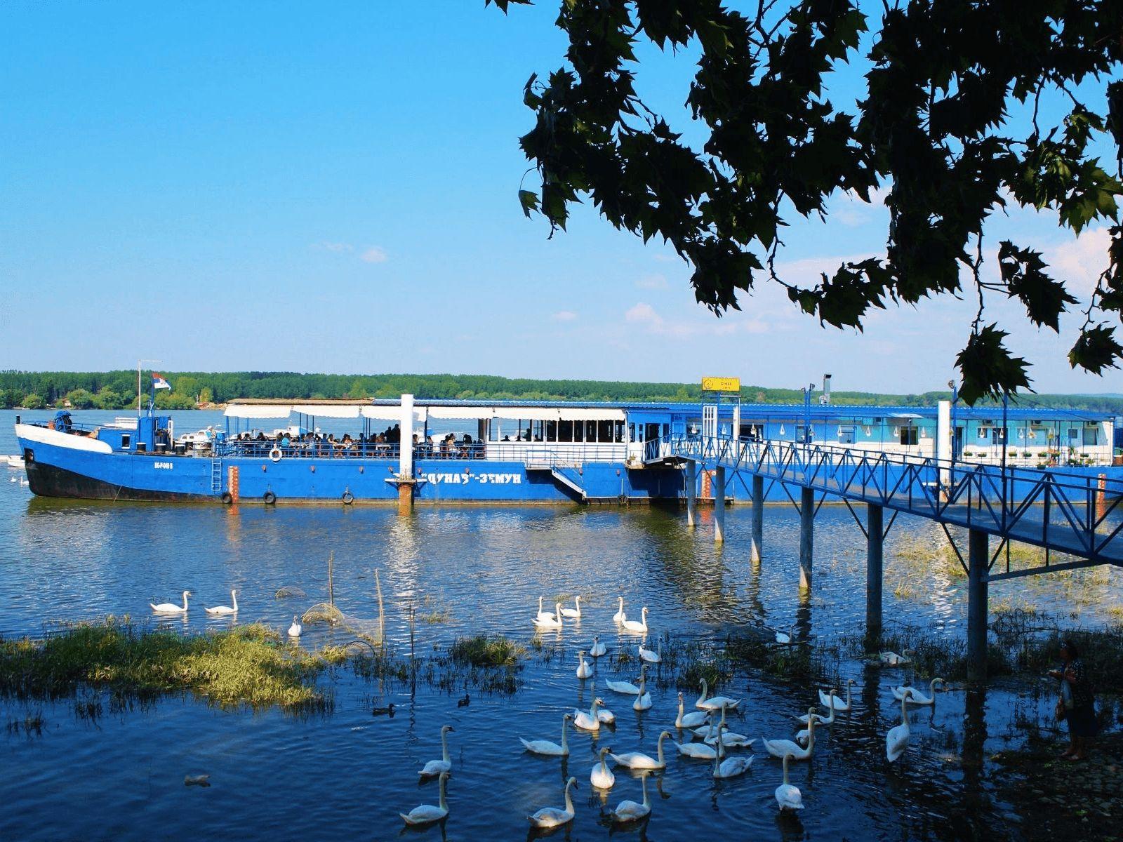 Beograd i Vojvodina: Beograd: krstarenje Dunavom i Savom