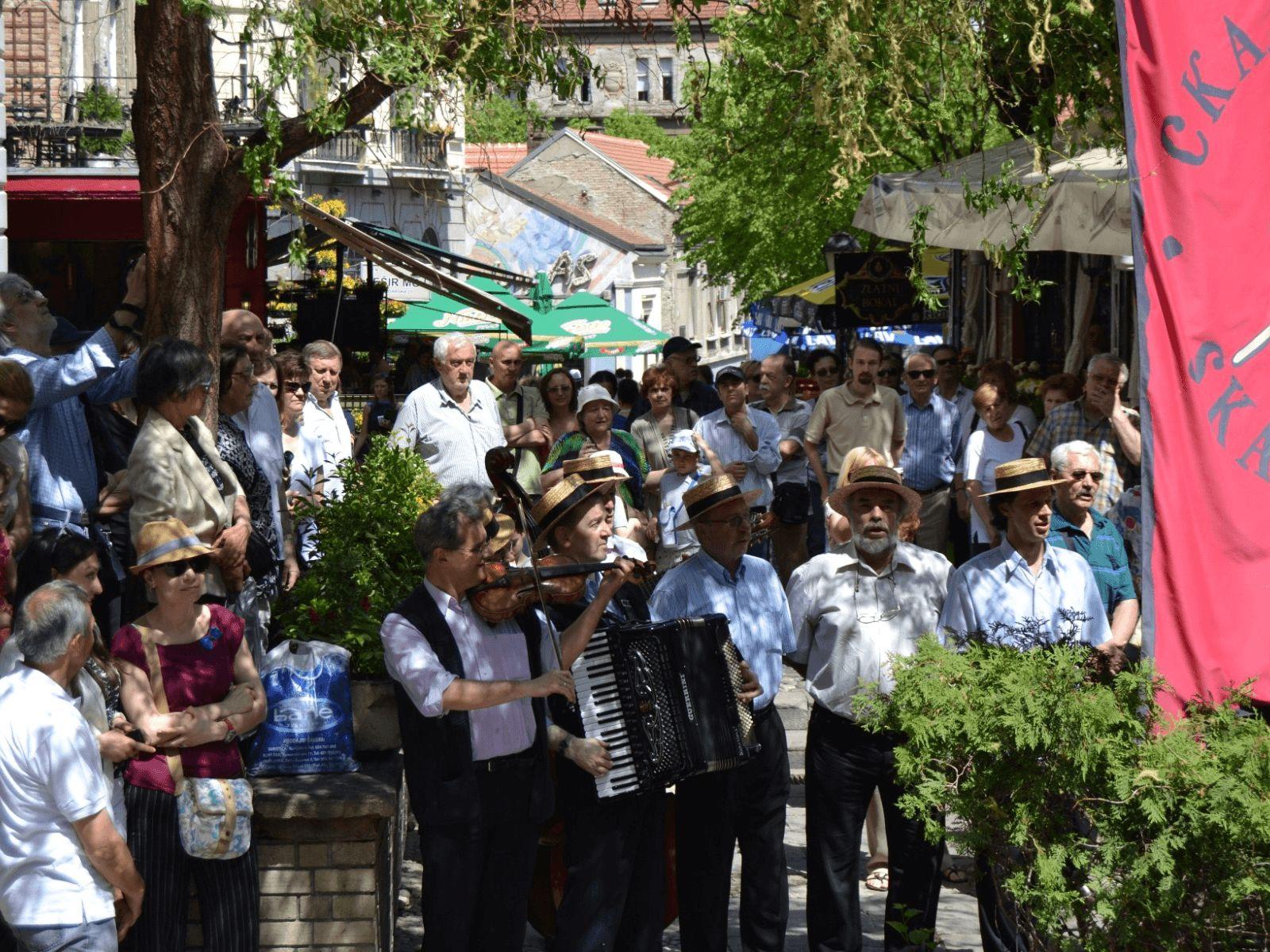 Beograd i Vojvodina: Tamburaši i ciganski trubači