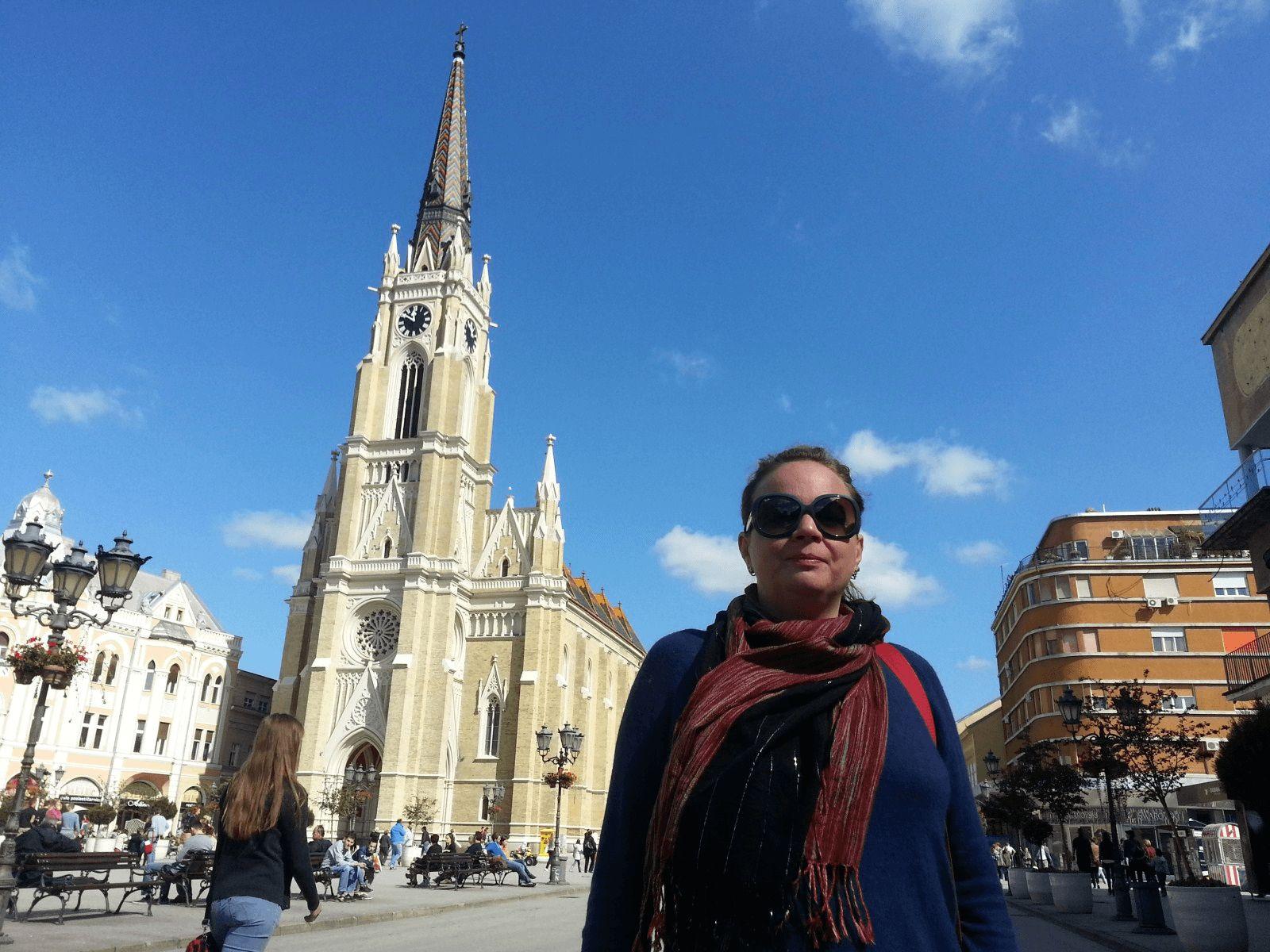 Beograd i Vojvodina: Novi Sad: katolička katedrala