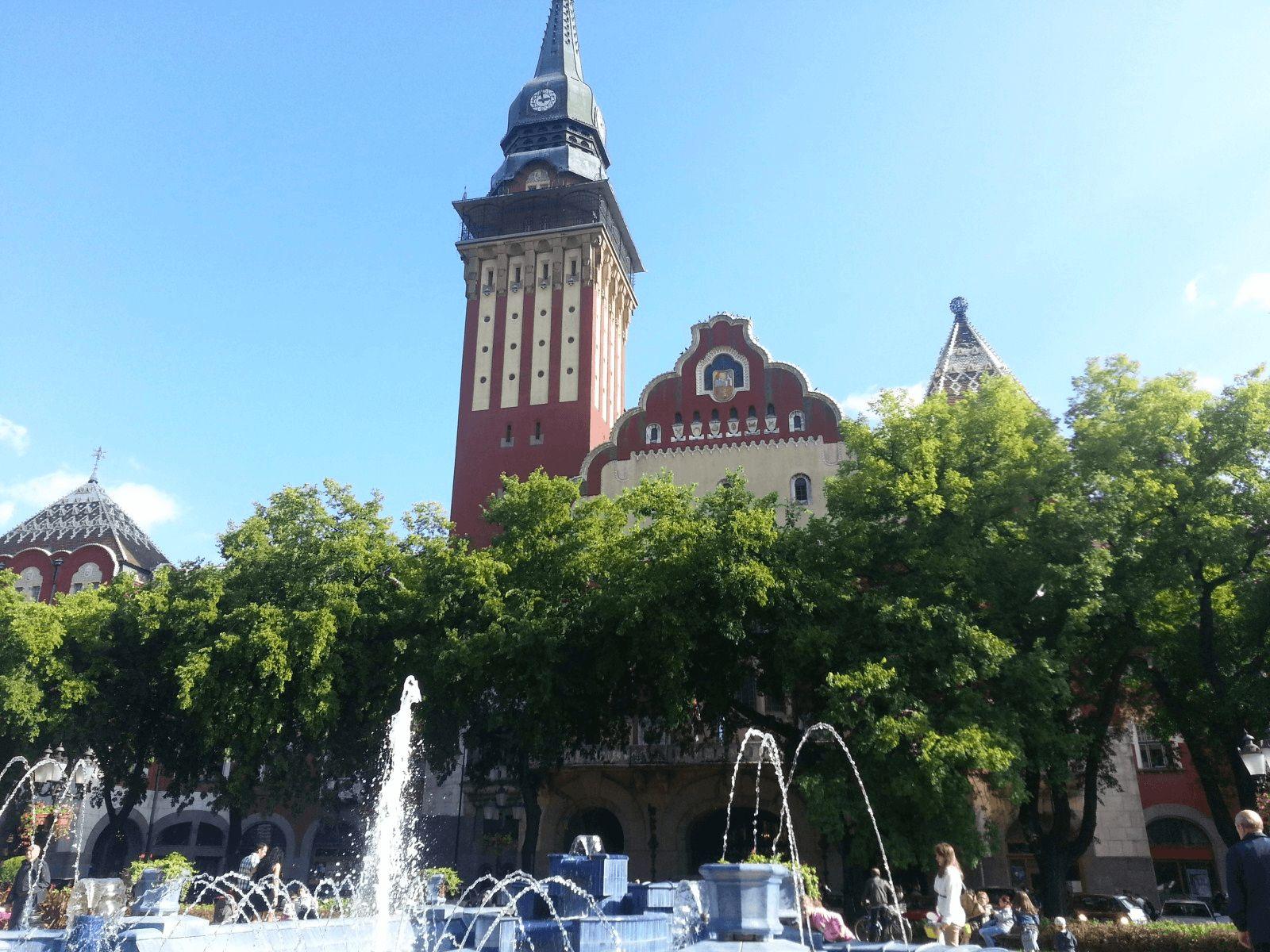Beograd i Vojvodina: Subotica: Gradska kuća