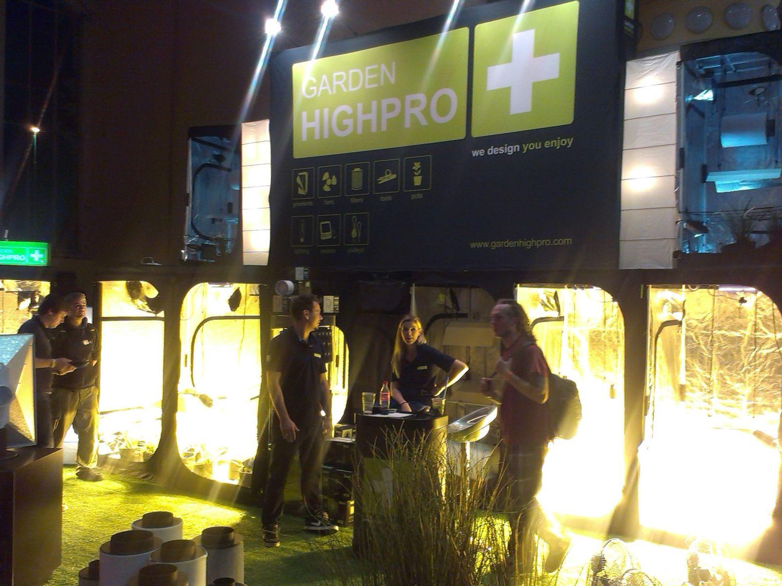 Putovanje Cannafest Prag 2018.: CANNAFEST: Oprema na popustu