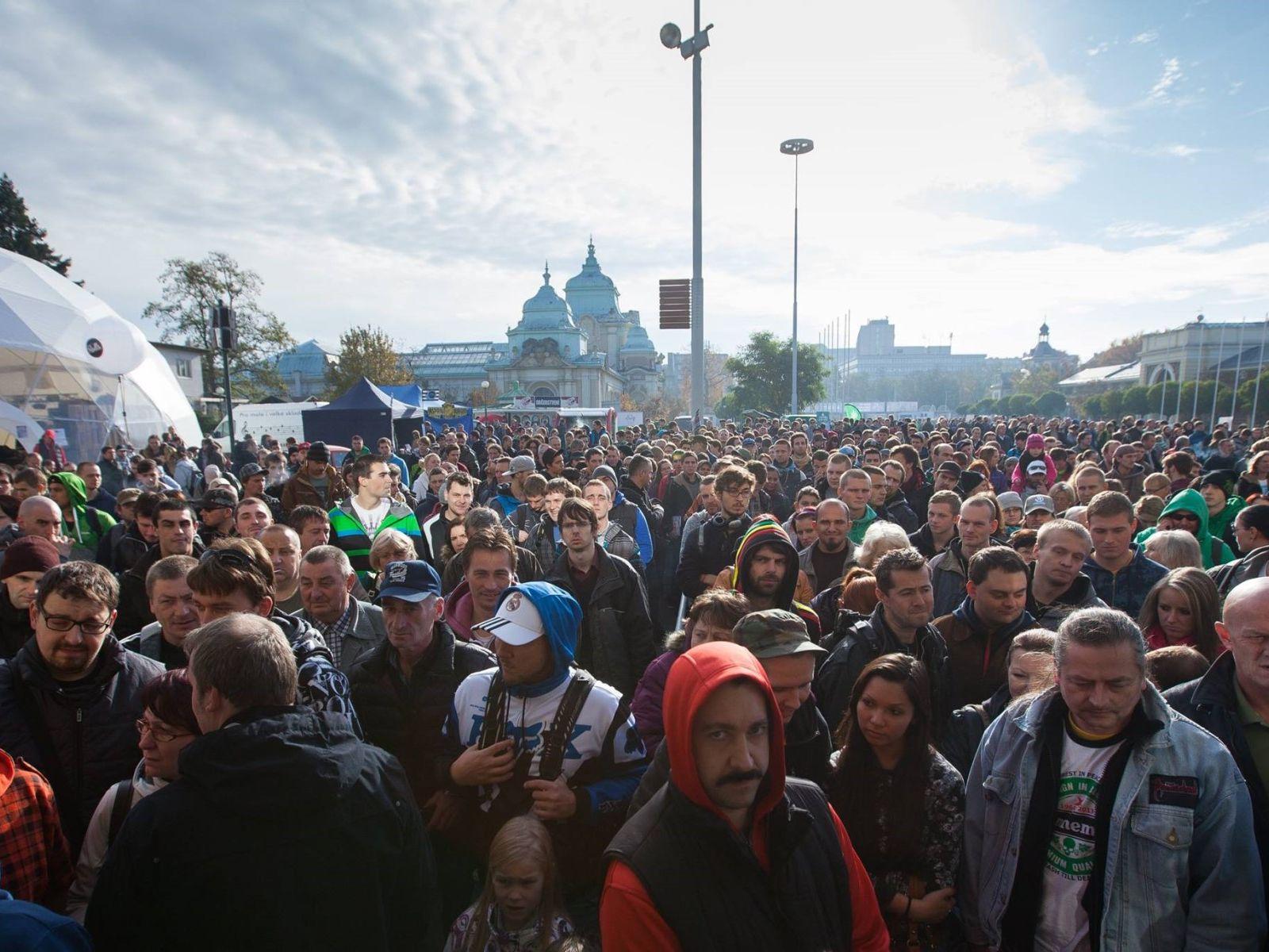 Putovanje Cannafest Prag 2018.: 6. legendarno putovanje kanabis fanova