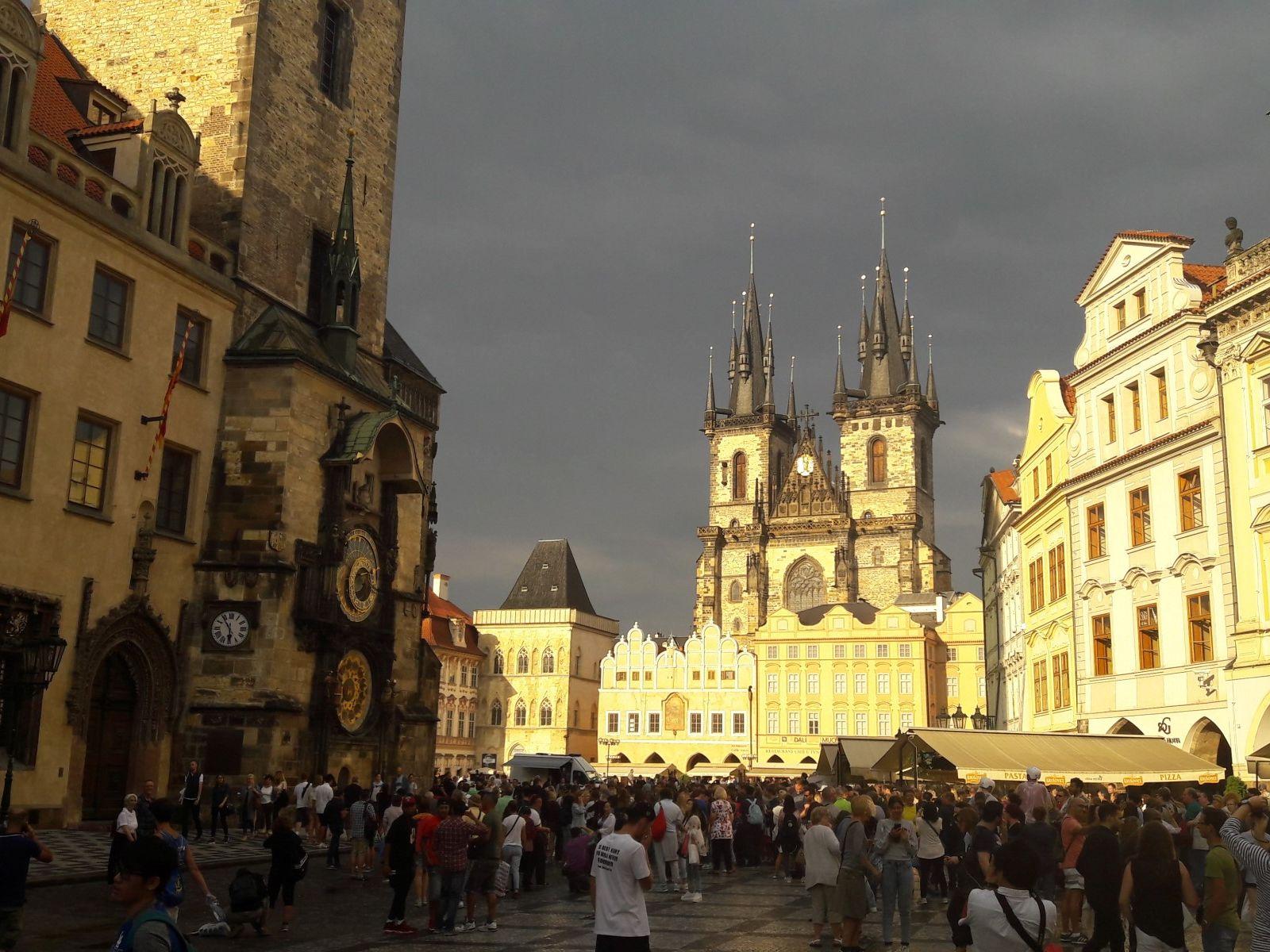Putovanje Cannafest Prag 2018.: PRAG: Obilazak uz vodiča