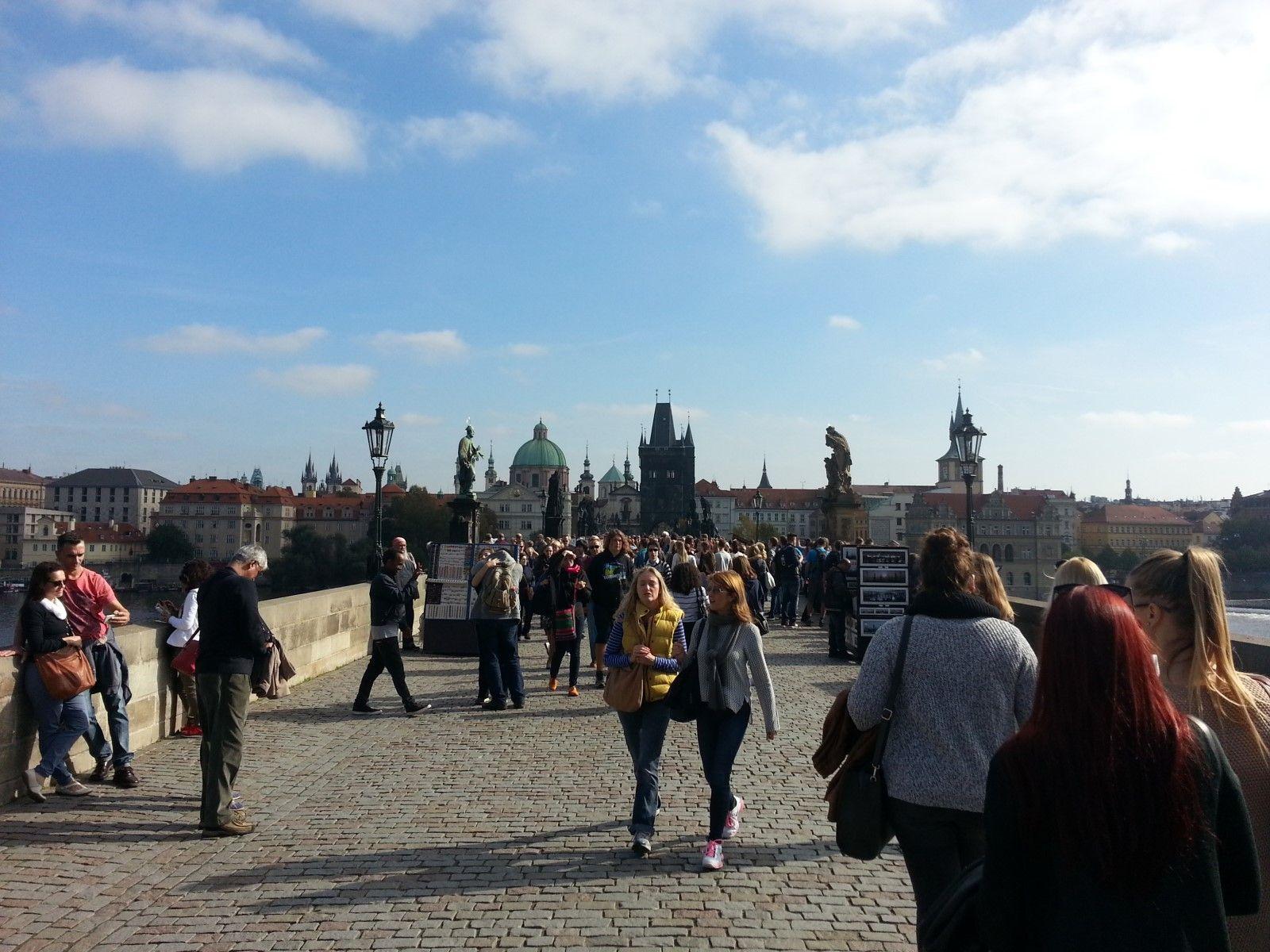 CANNAFEST 2018: Paket bez prijevoza - 73 eura: PRAG: Obilazak uz vodiča