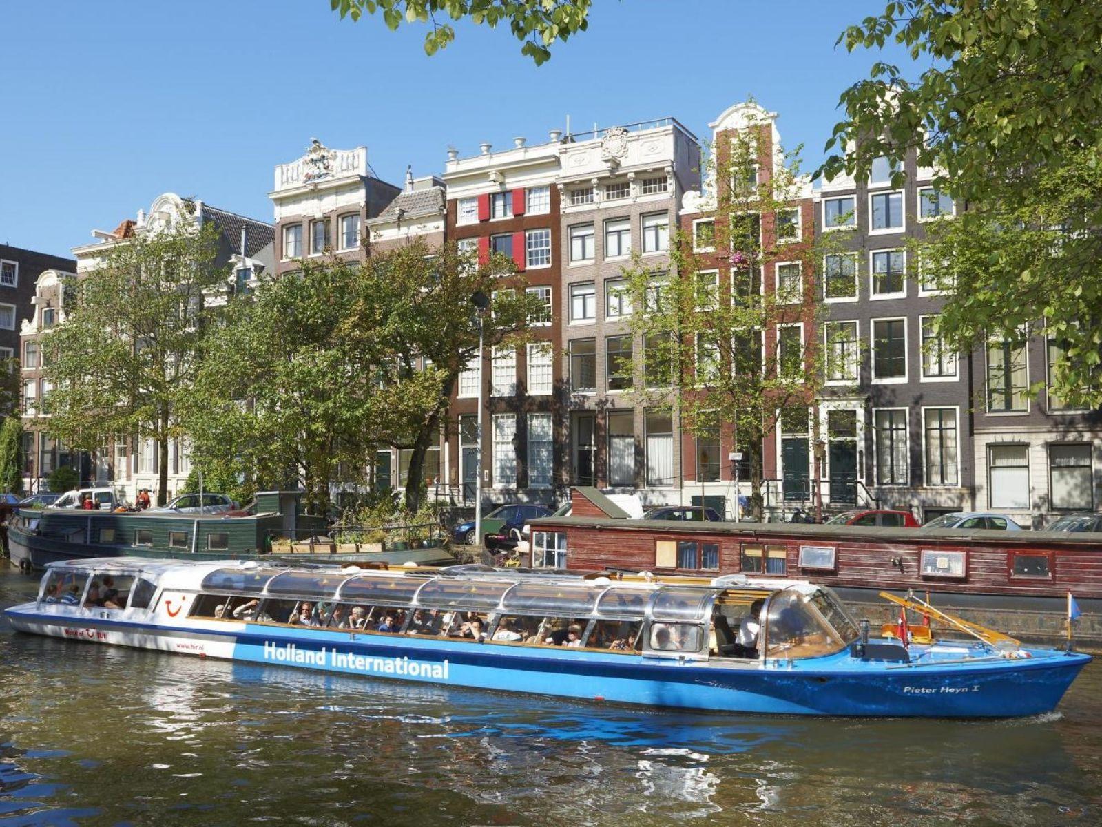 AMSTERDAM SPECIAL: Smoke tour kanalima jedinim canna friendly brodom :)