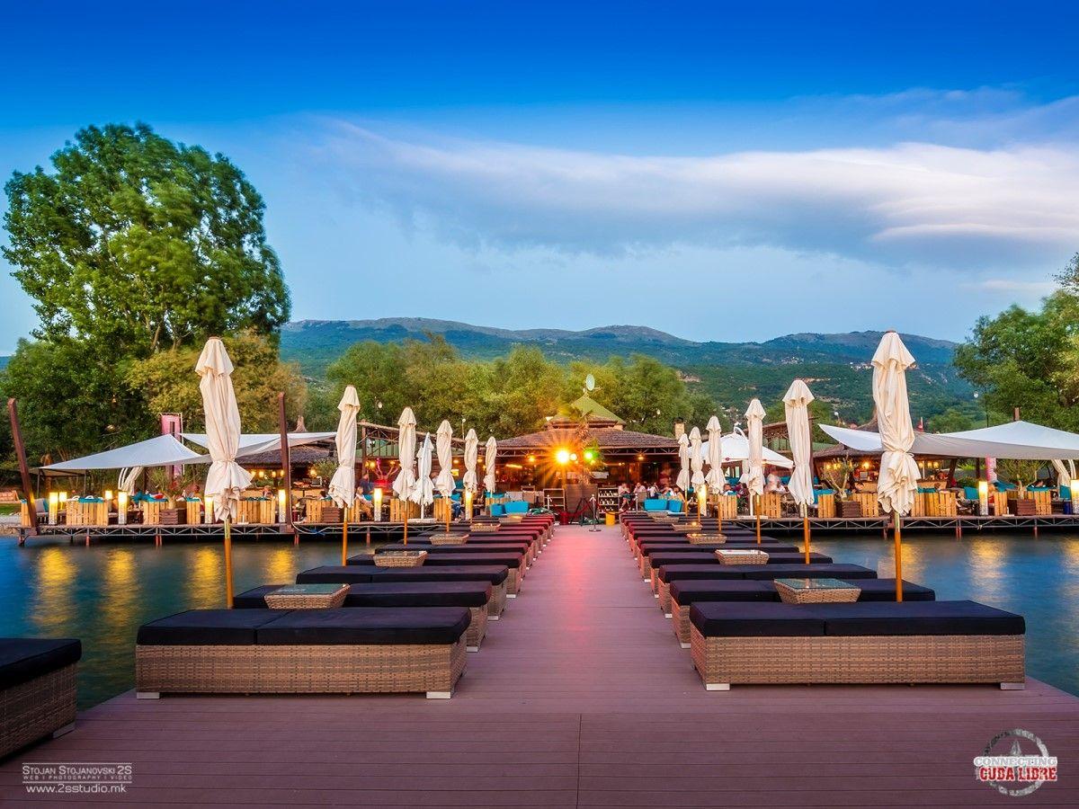 OHRID SPRING BREAK - First minute: Welcome beach party na Ohridskom jezeru!