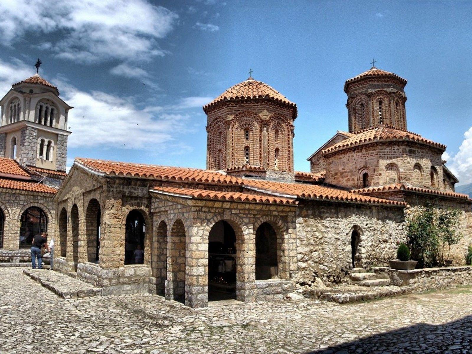 OHRID SPRING BREAK - First minute: Ohrid: manastir sv. Naum
