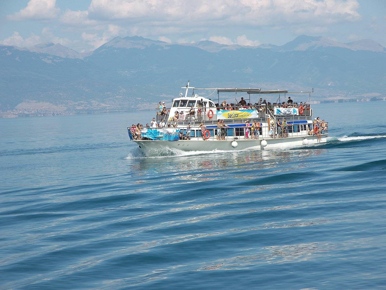 OHRID SPRING BREAK - First minute: Izlet brodom po Ohridskom jezeru