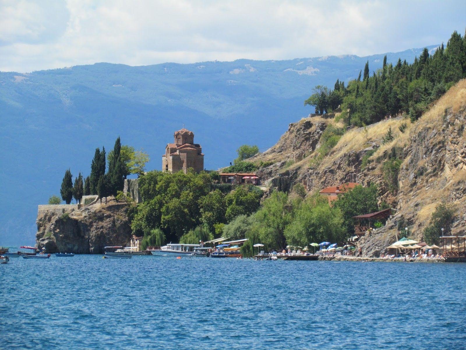 OHRID SPRING BREAK - First minute: Ohrid: sv. Jovan Kaneo