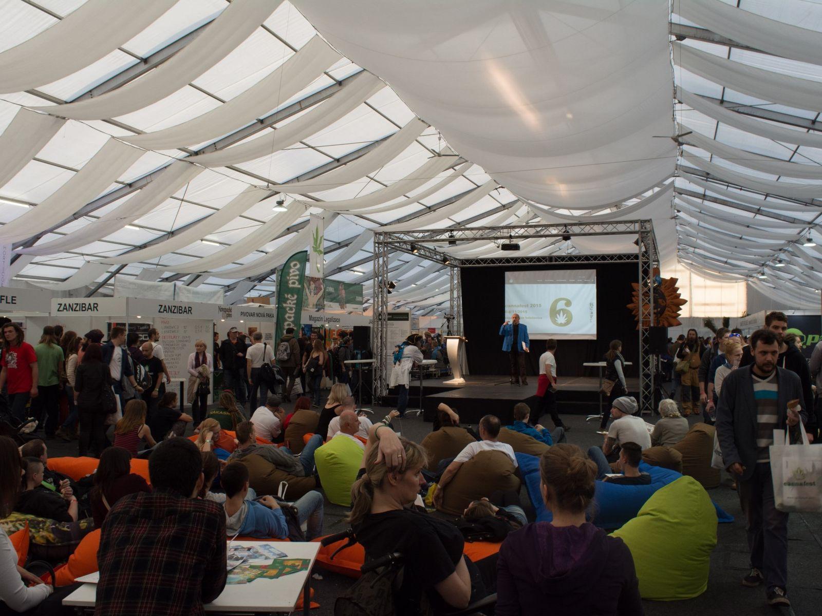 Putovanje Cannafest Prag 2019. - Rasprodano!: Znanstvene tribine, edukacija i predavanja