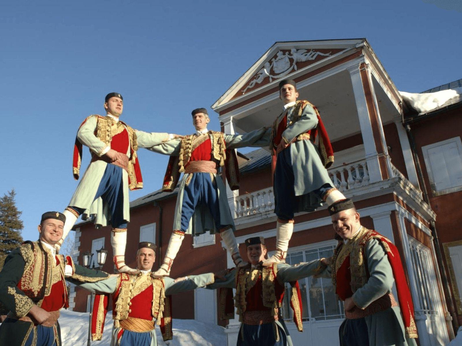 Budva i Crna Gora: Cetinje: stara crnogorska prijestolnica