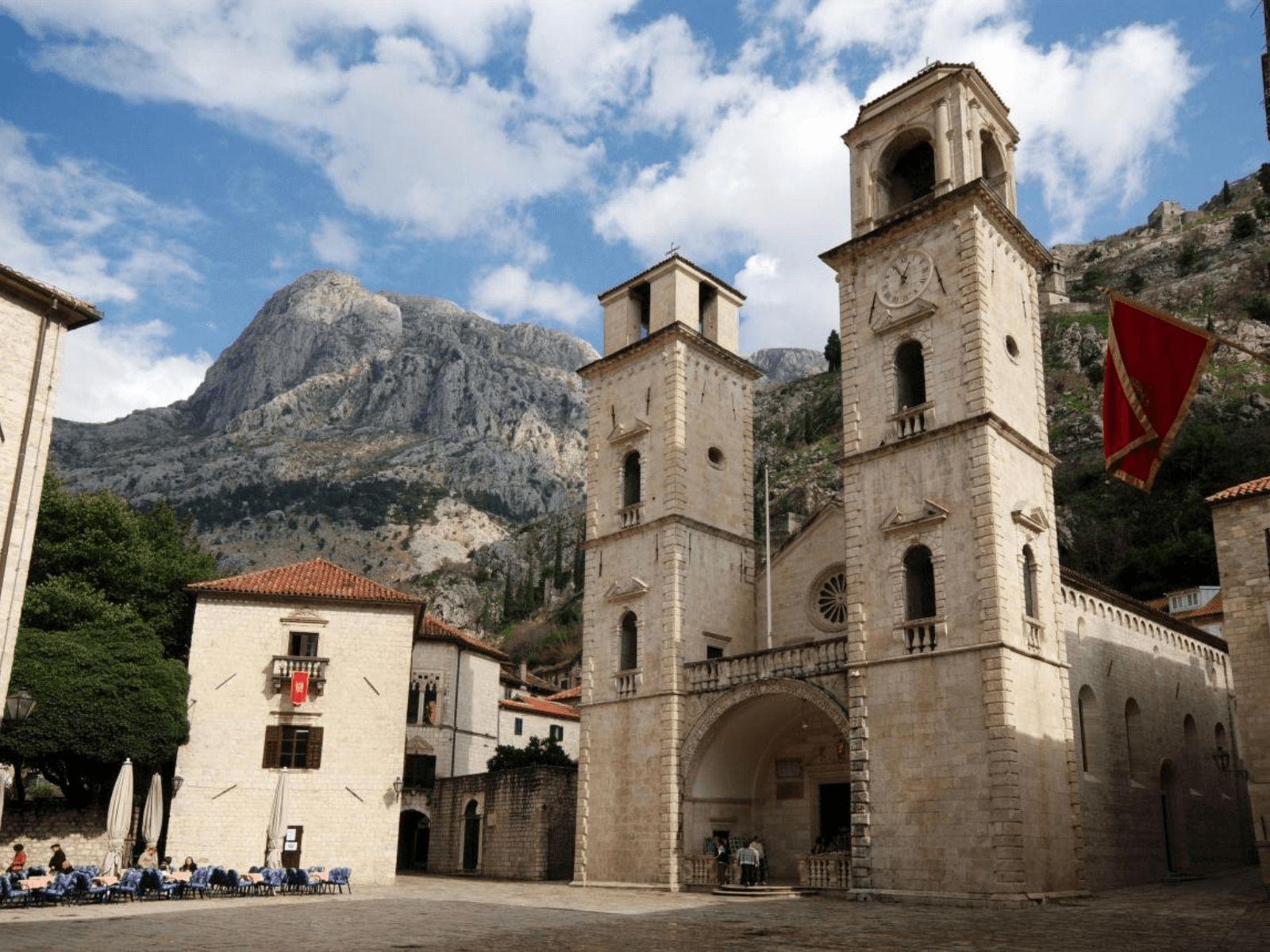 Budva i Crna Gora: Kotor: katedrala i UNESCO