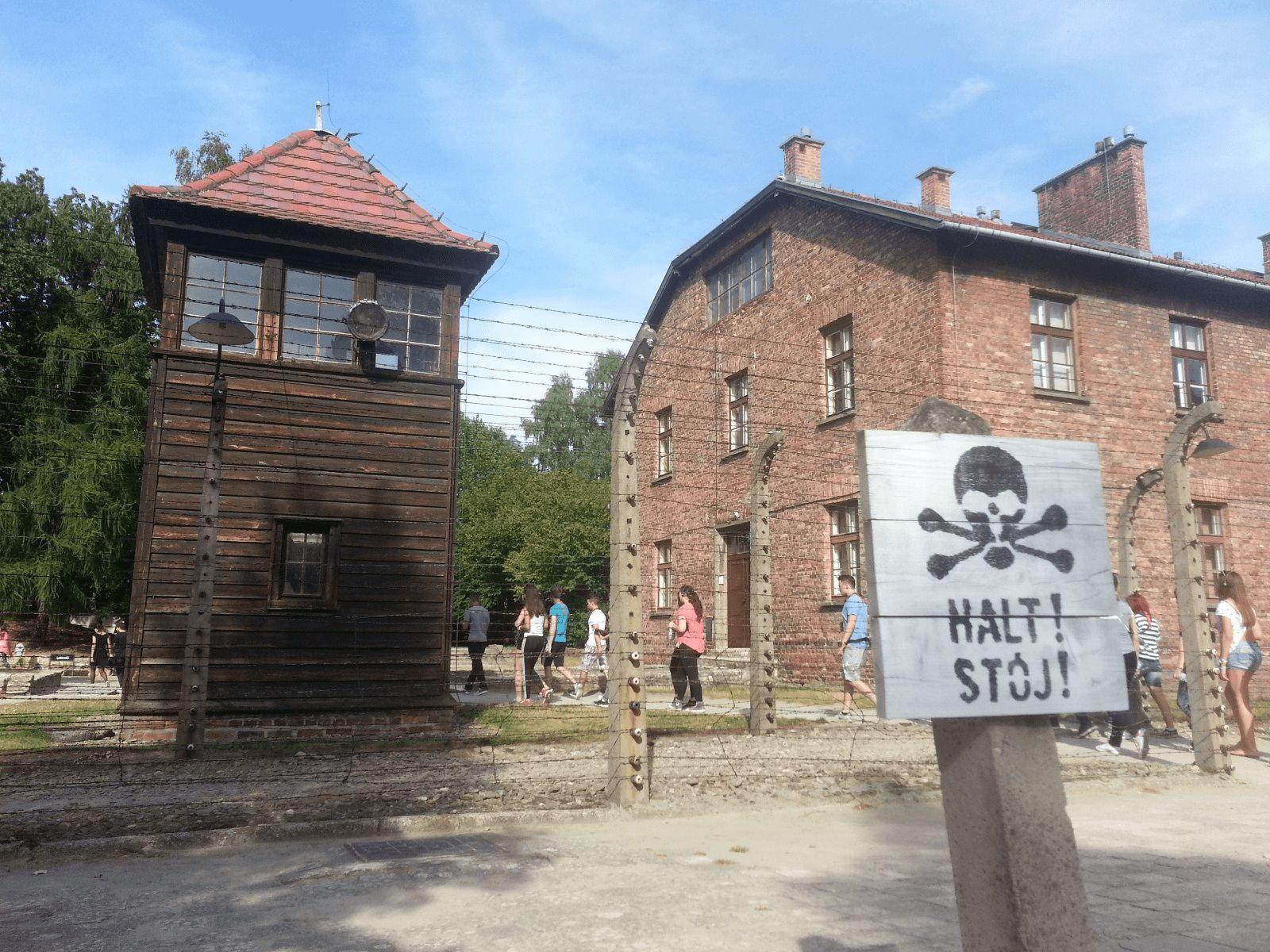 Krakow i Bratislava: Auschwitz: mjesto istinitog horrora