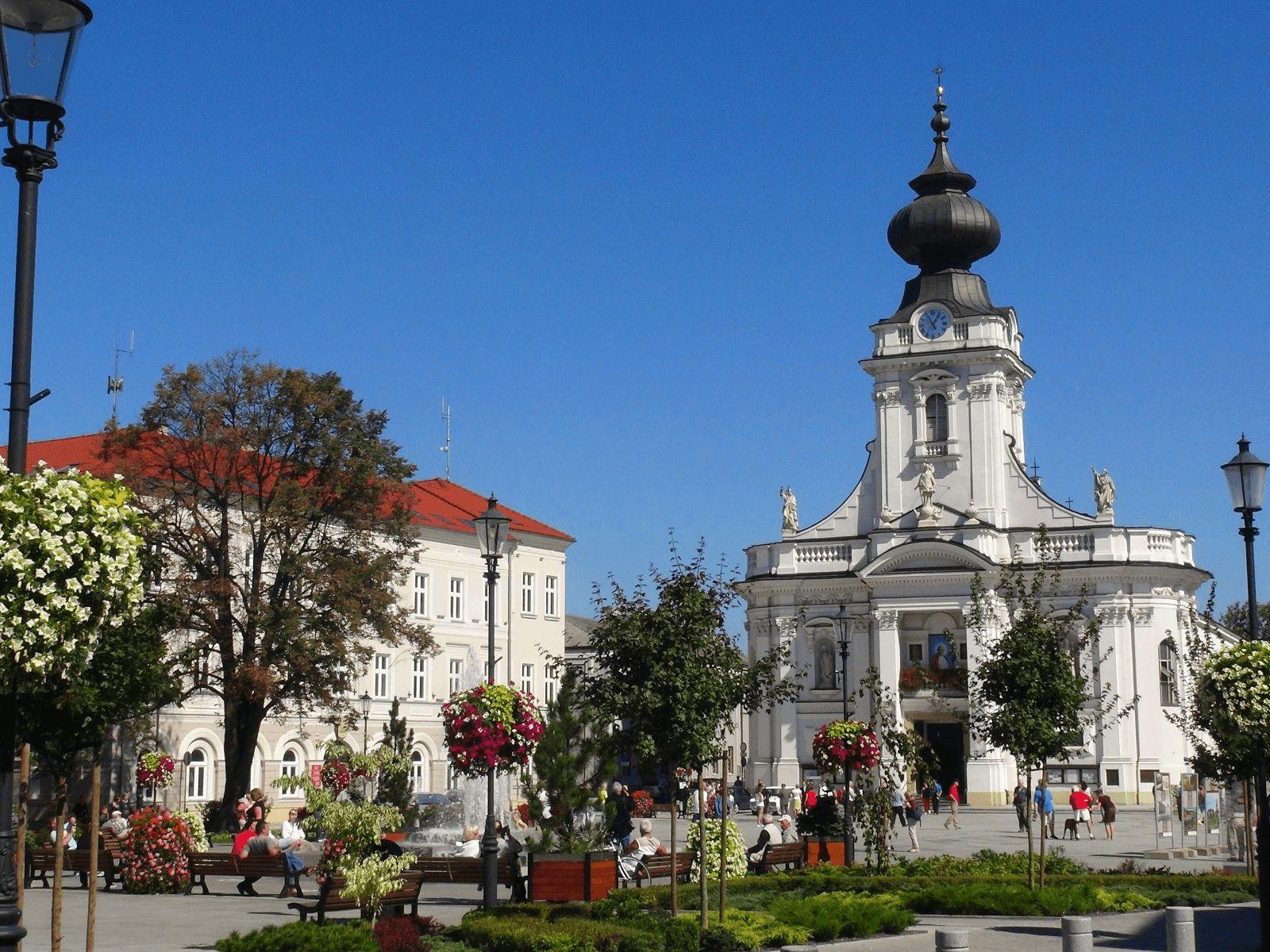 Krakow i Bratislava: Wadowice: rodno mjesto Ivana Pavla II.