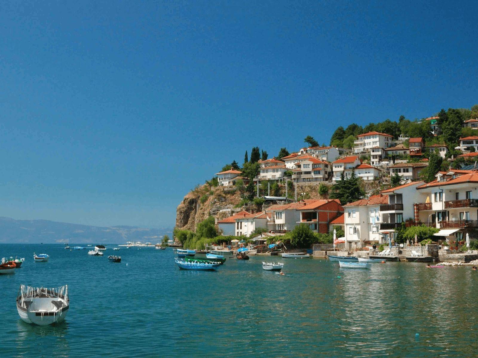 Ohrid i Skoplje: Ohrid: Ohridsko jezero