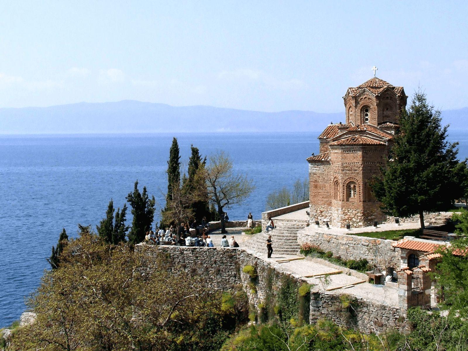 Ohrid i Skoplje