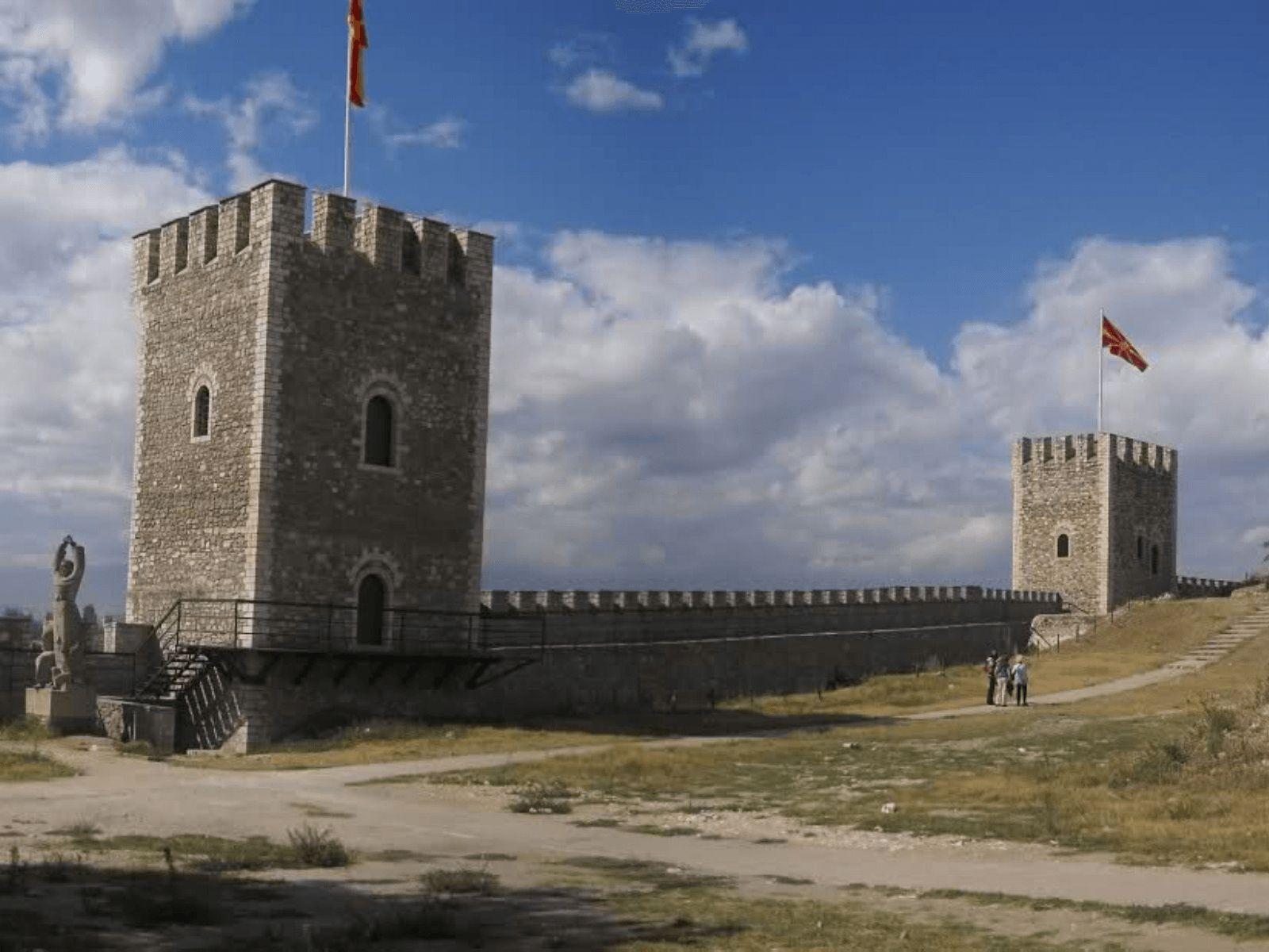 Ohrid i Skoplje: Skoplje: Tvrđava Kale